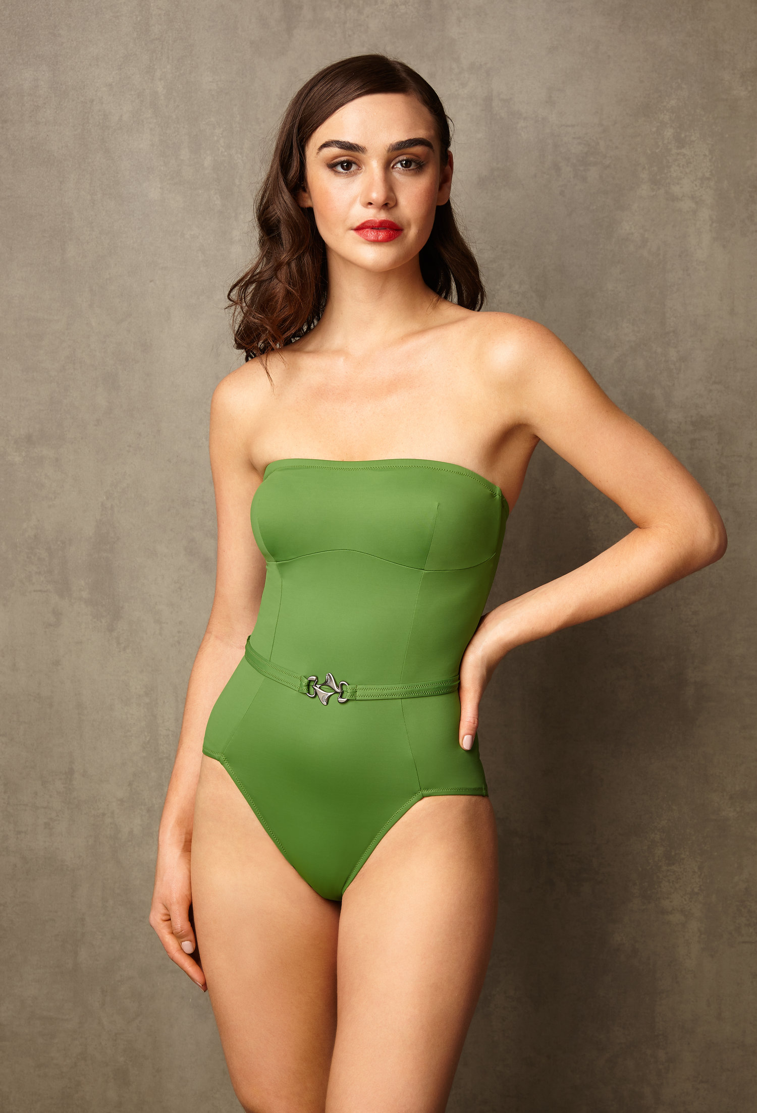 FOXTROT RAINFOREST SWIMSUIT by Ava Verdú on curated-crowd.com