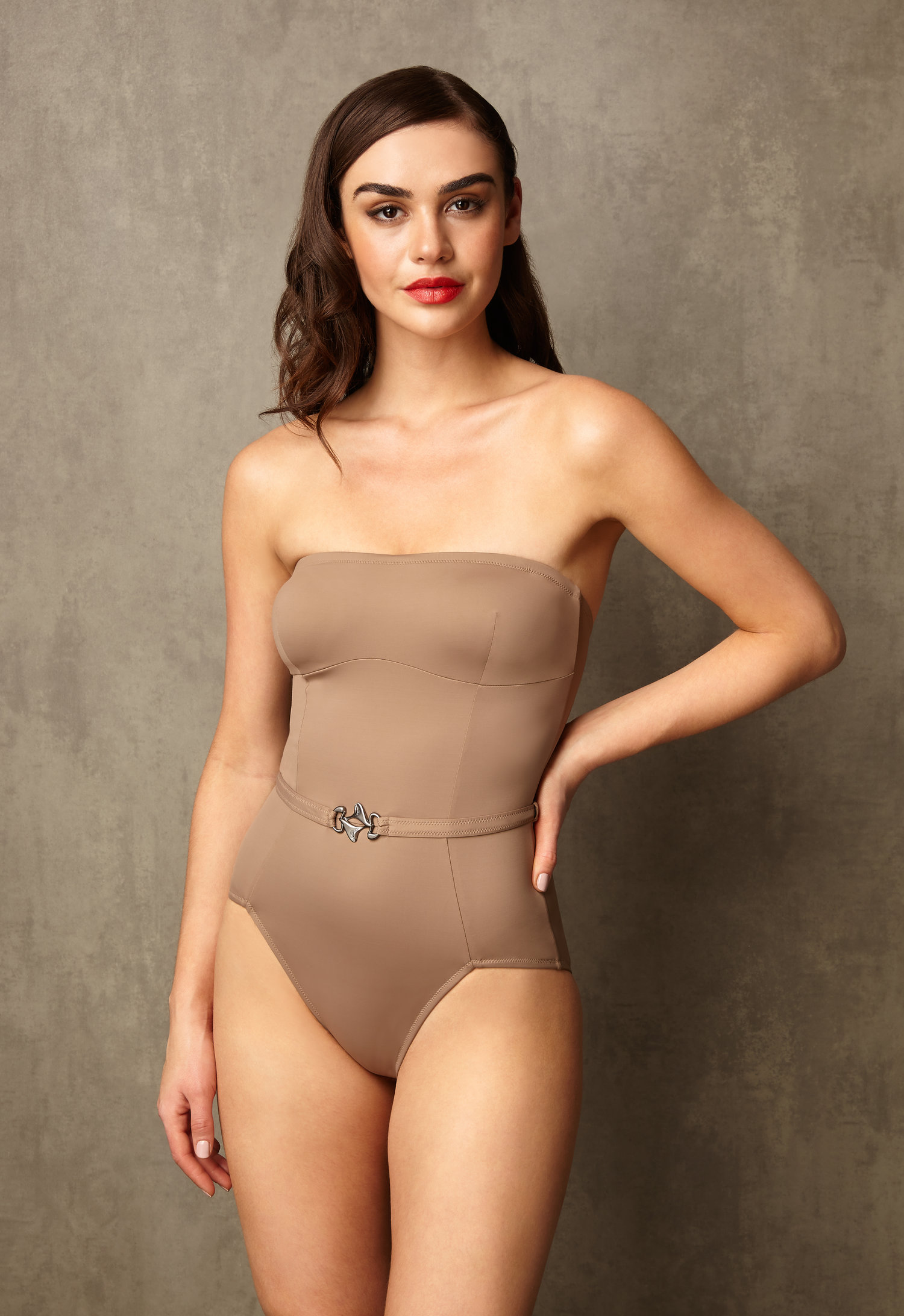 FOXTROT DESERT SWIMSUIT by Ava Verdú on curated-crowd.com