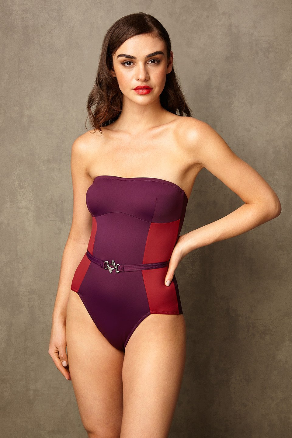 FOXTROT CASSIS SWIMSUIT by AVA VERDÚ on curated-crowd.com