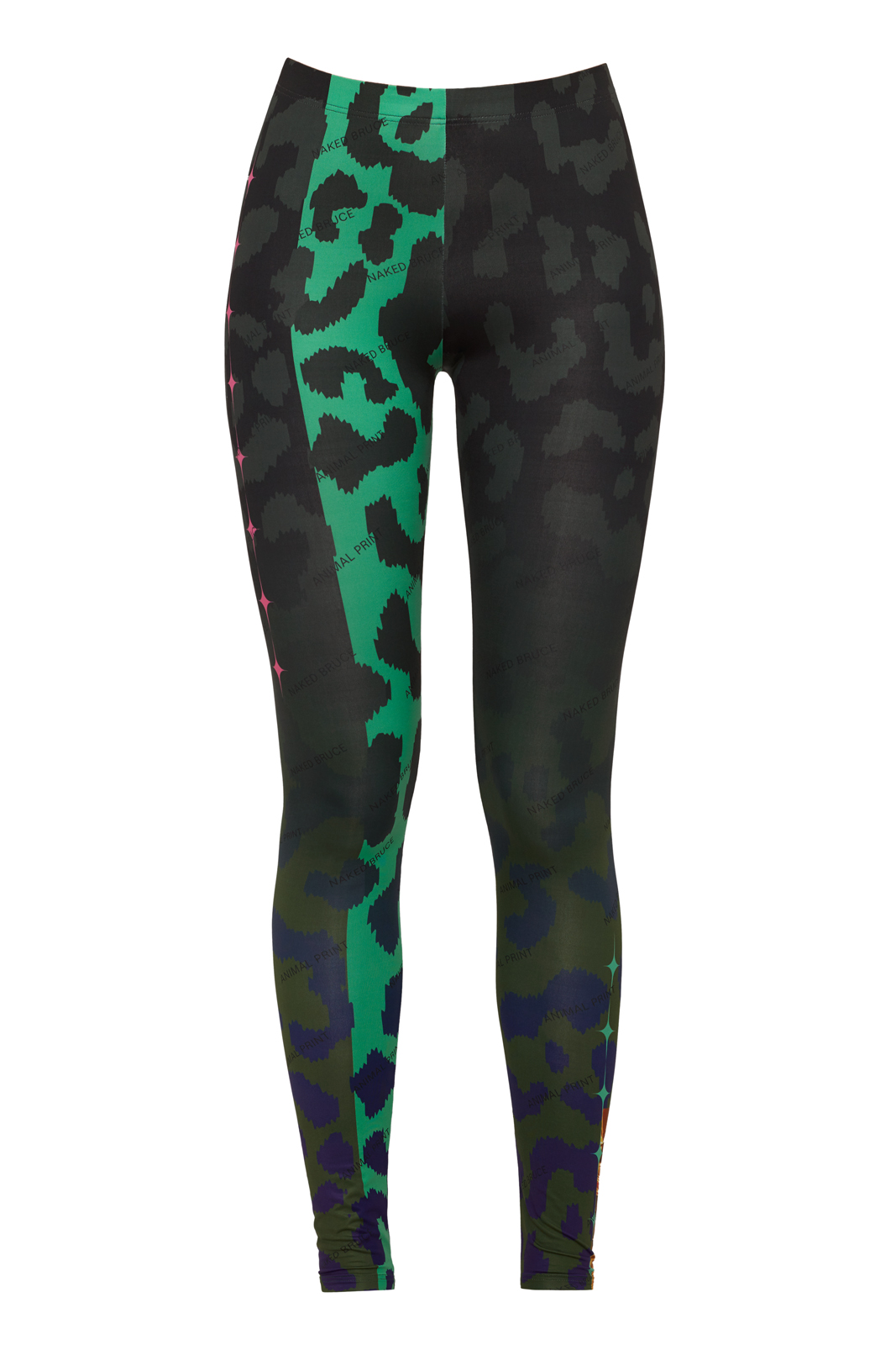 AZRA Leggings by Naked Bruce on curated-crowd.com