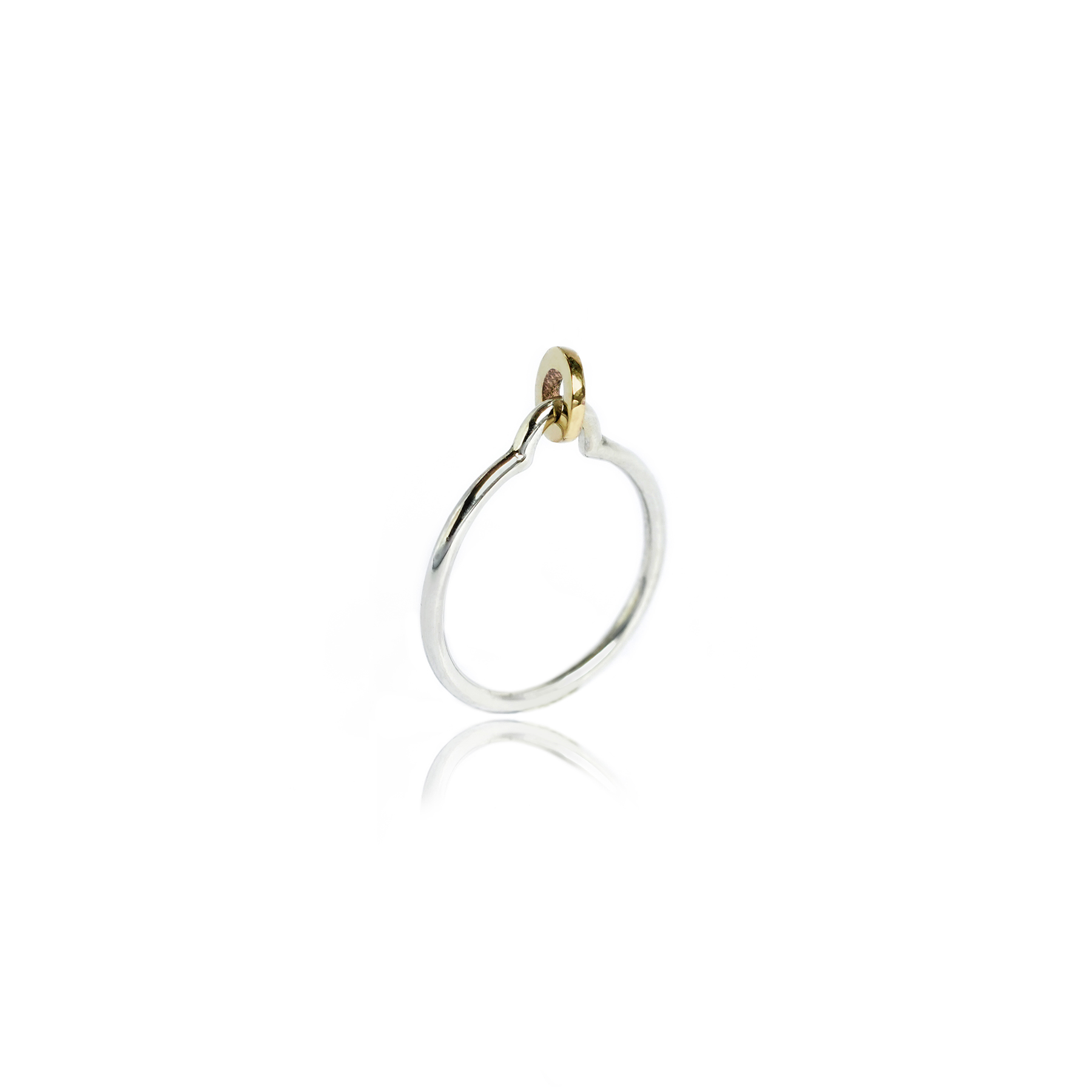 ST. PAUL RING by Adriana Chede Jewellery on curated-crowd.com