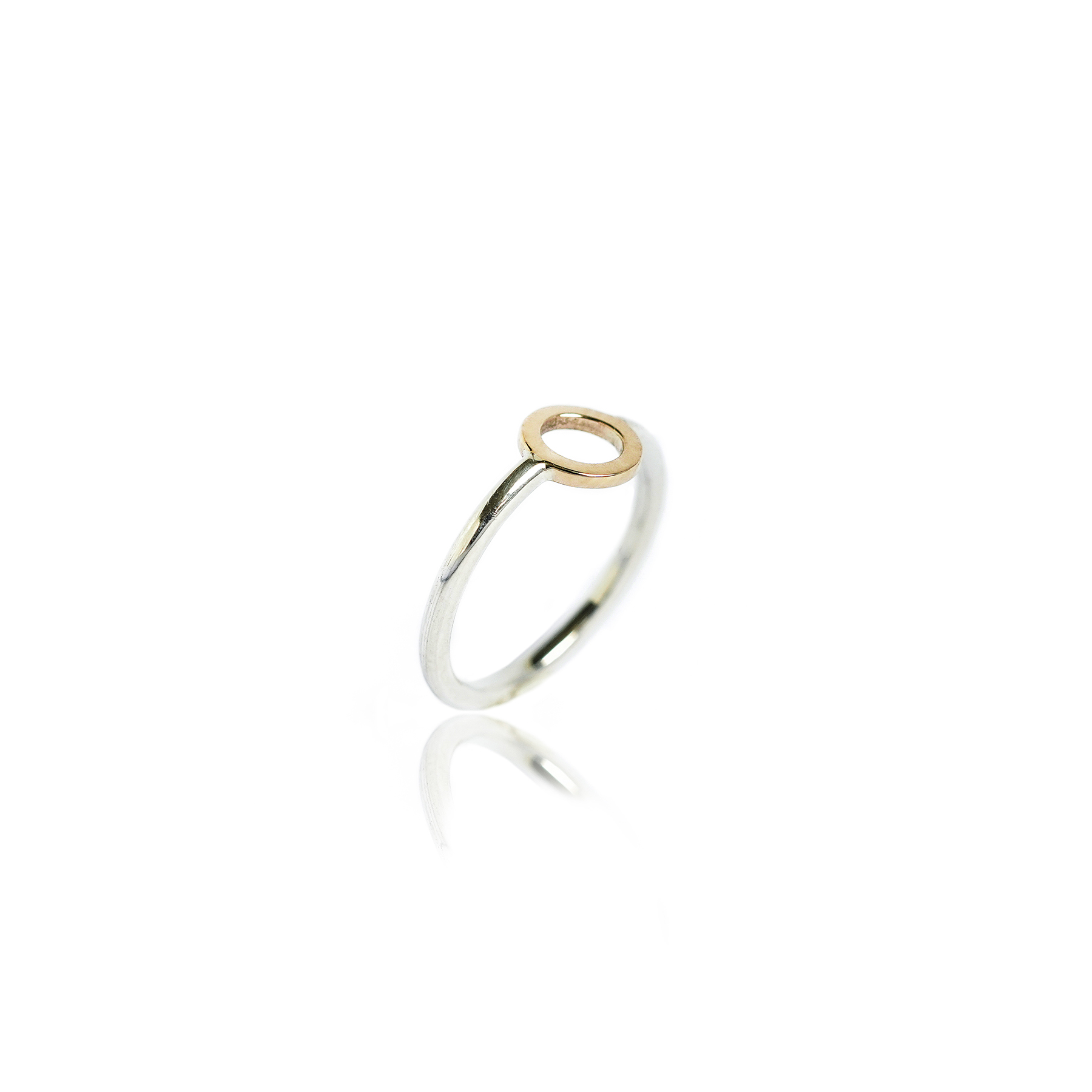 Tube Ring by Adriana Chede Jewellery on curated-crowd.com