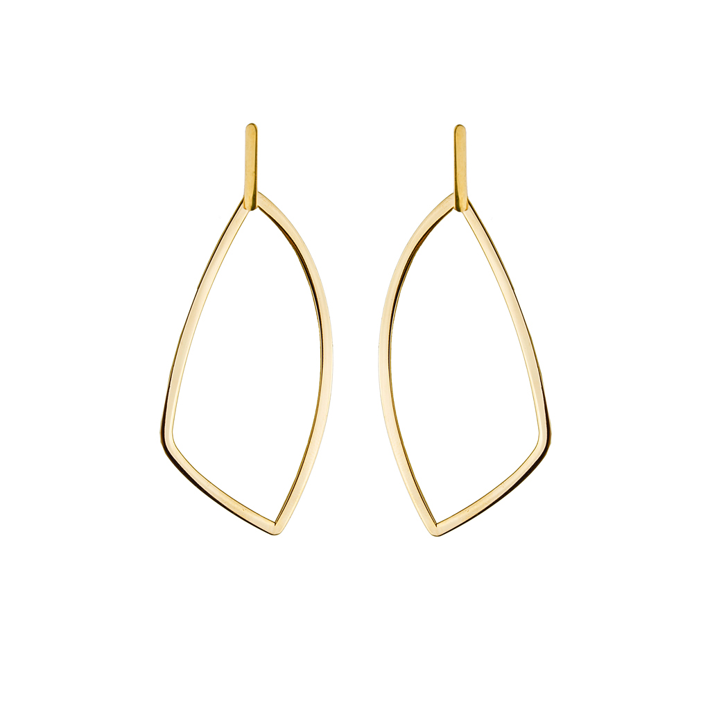 Arco Earrings by Maramz on curated-crowd.com