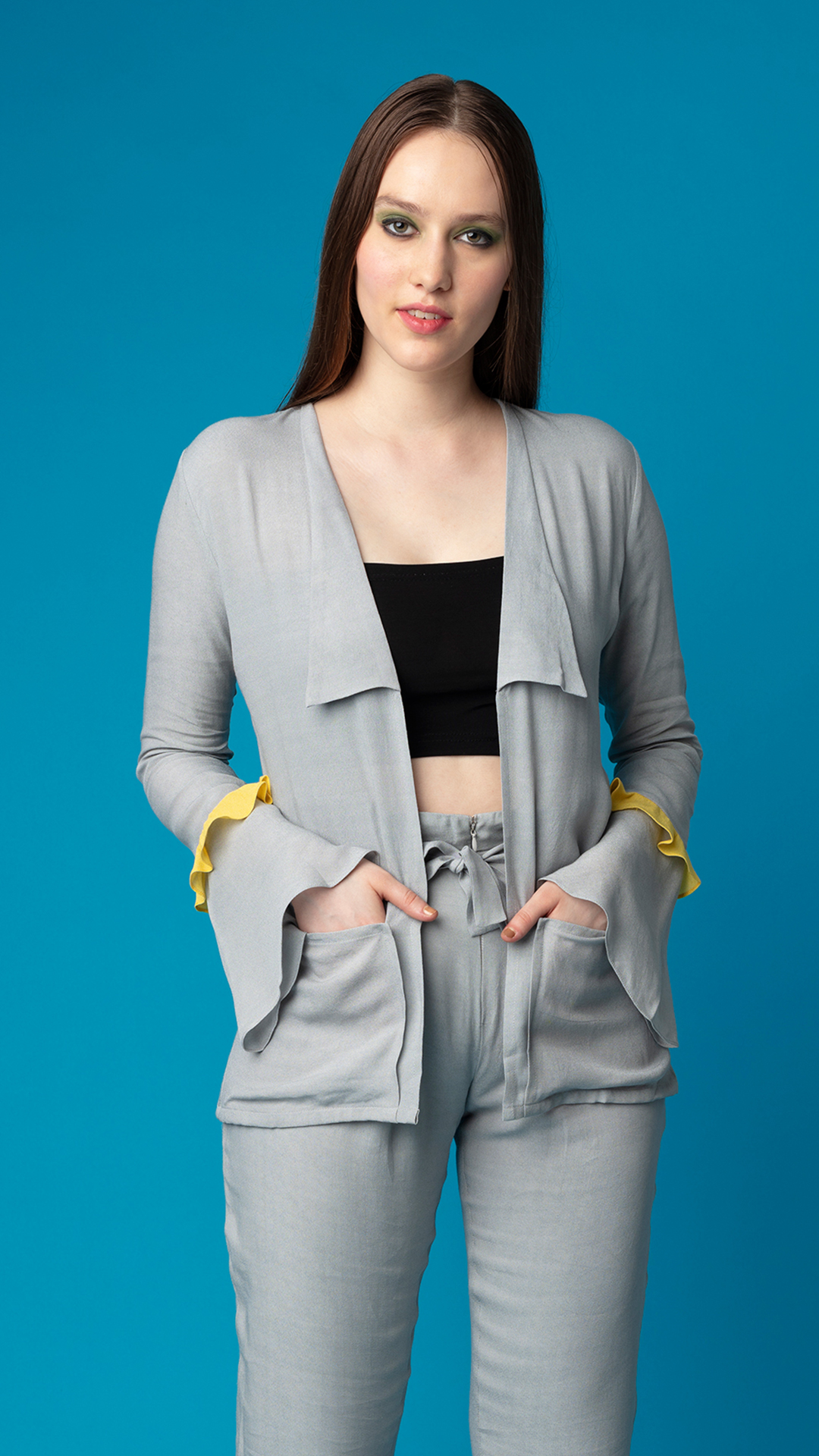 Paloma Jacket by K.Kristina on curated-crowd.com
