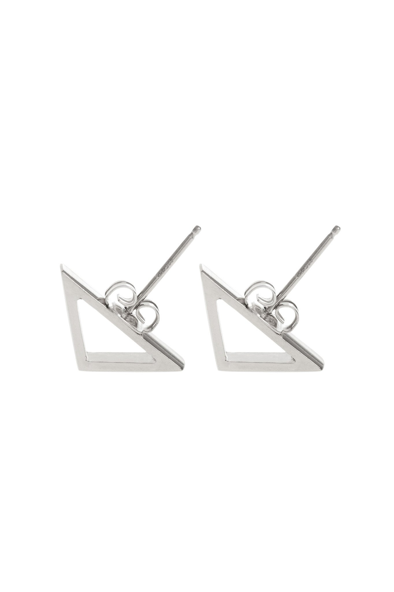 Archer, Silver Studs by Sally Lane Jewellery on curated-crowd.com