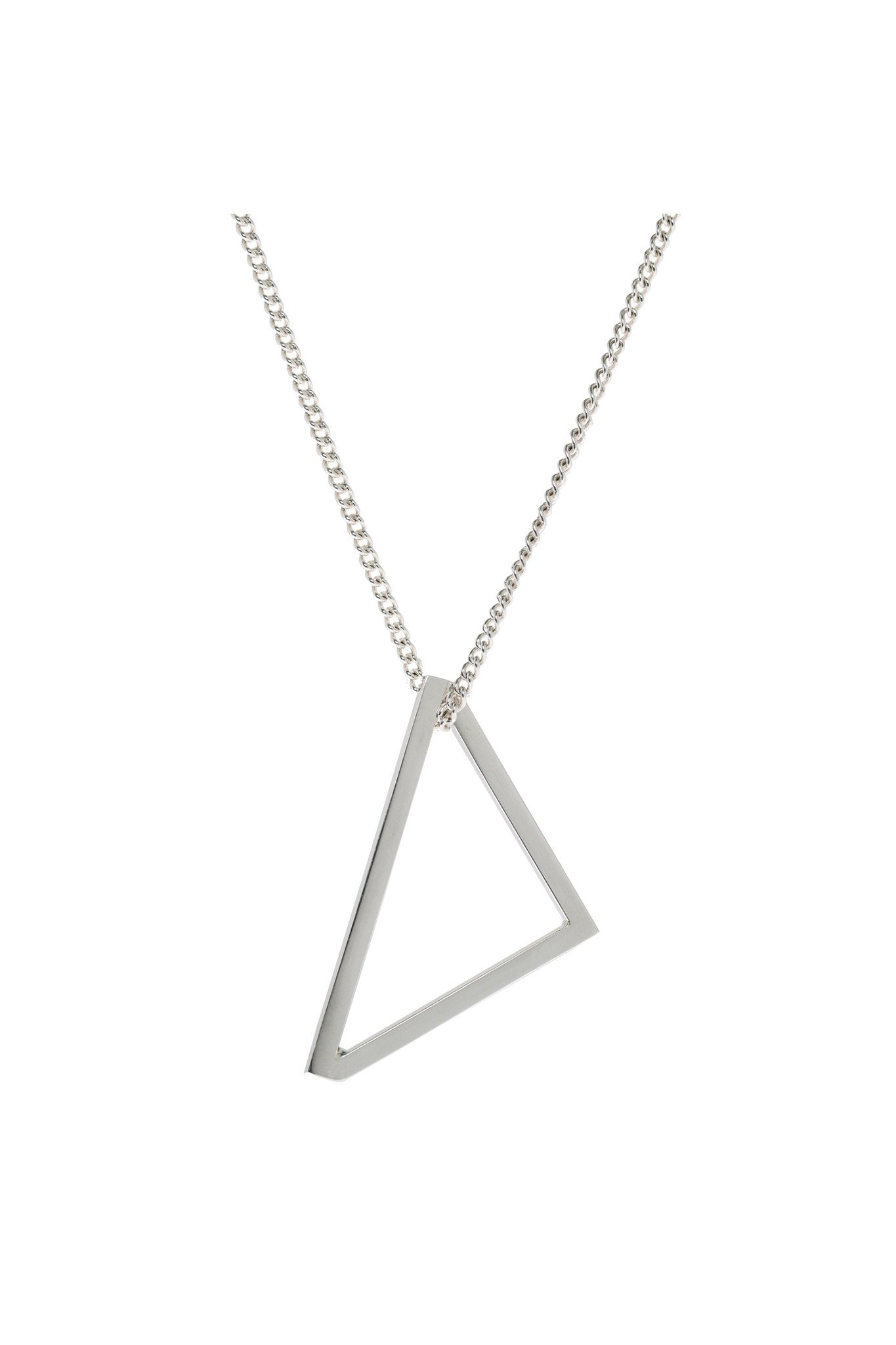 Long Shot, Silver Pendant by Sally Lane Jewellery on curated-crowd.com