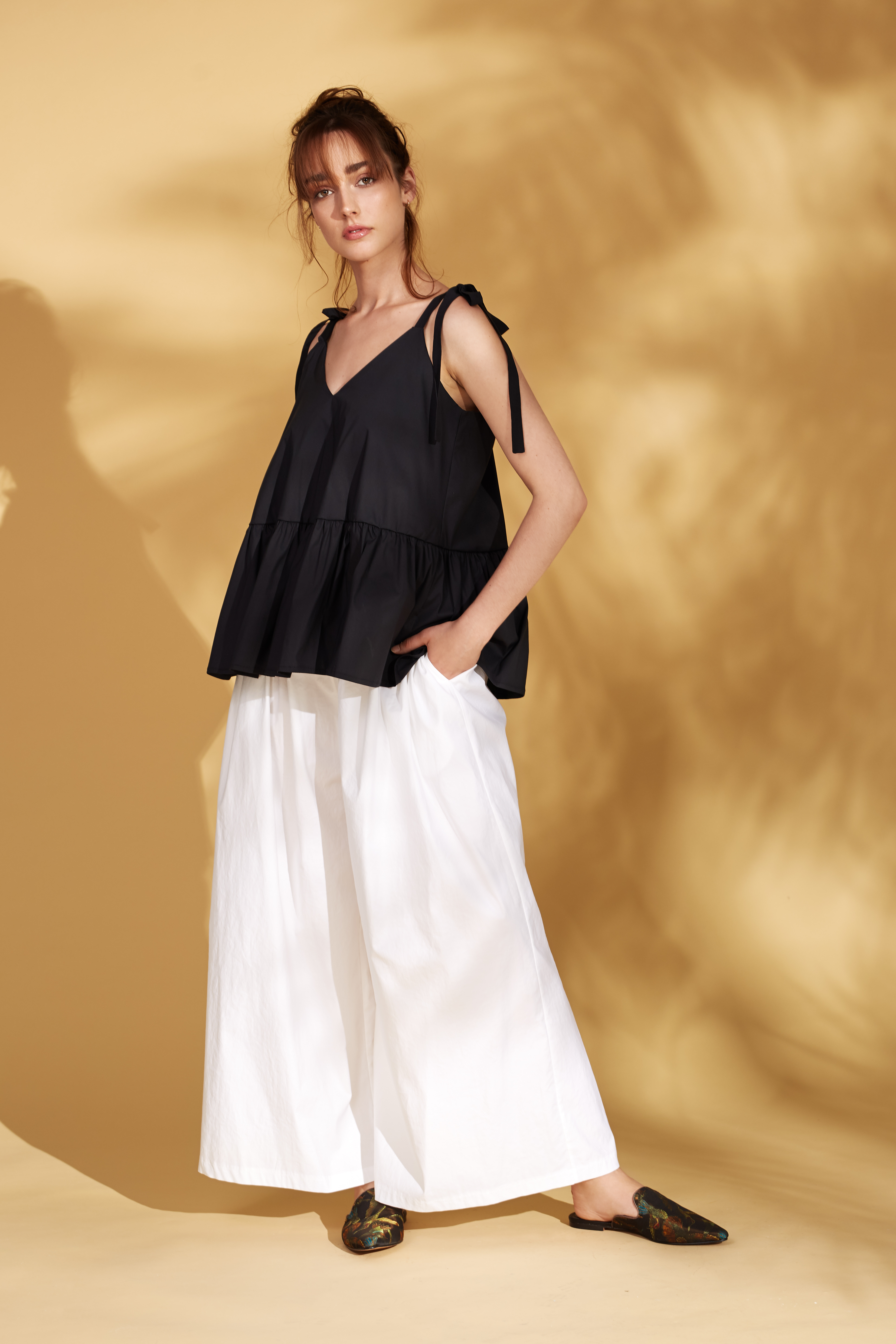 Margo top by Monica Nera on curated-crowd.com