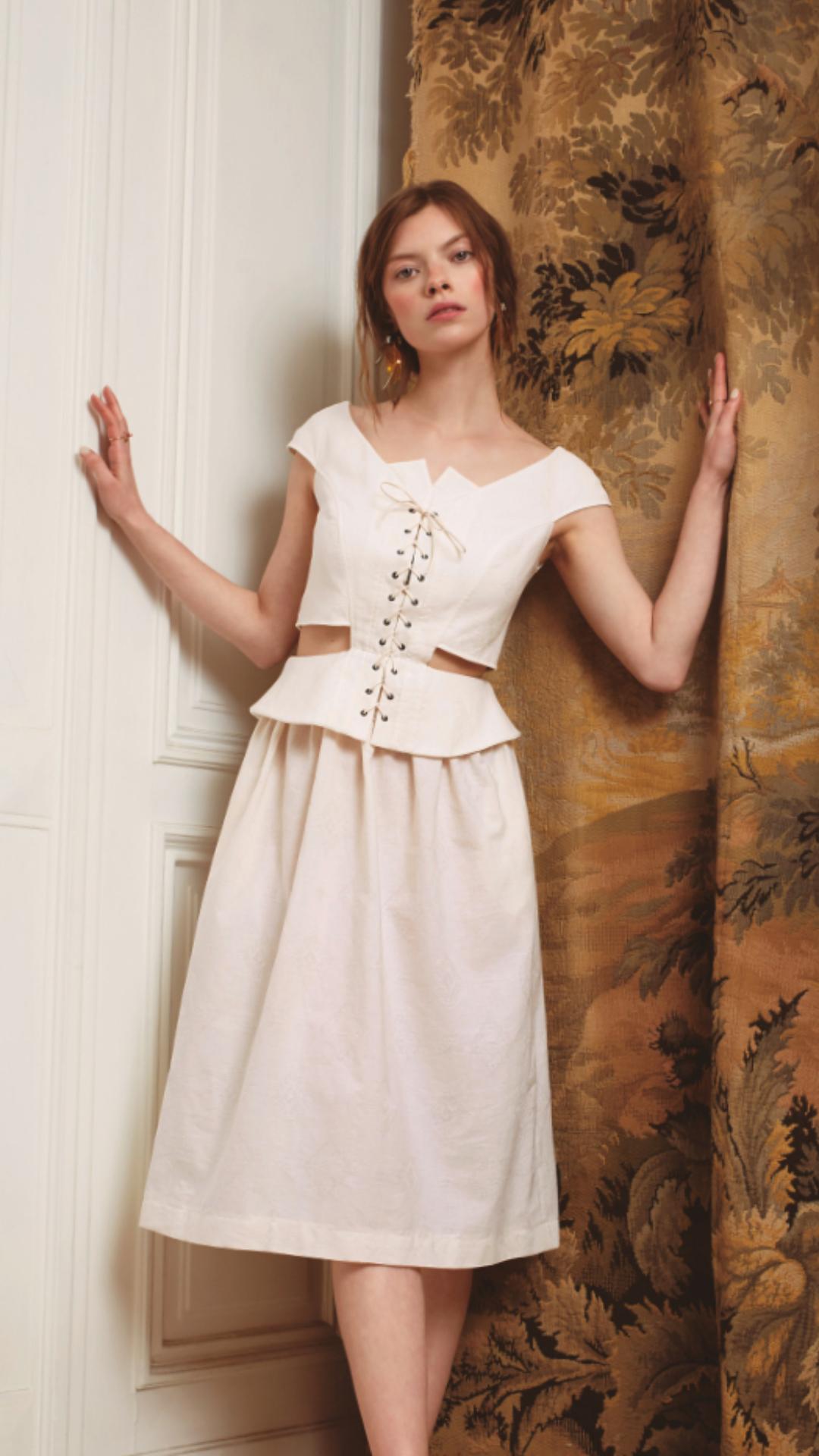 Doutzen Dress by Alexandra Kaiser on curated-crowd.com
