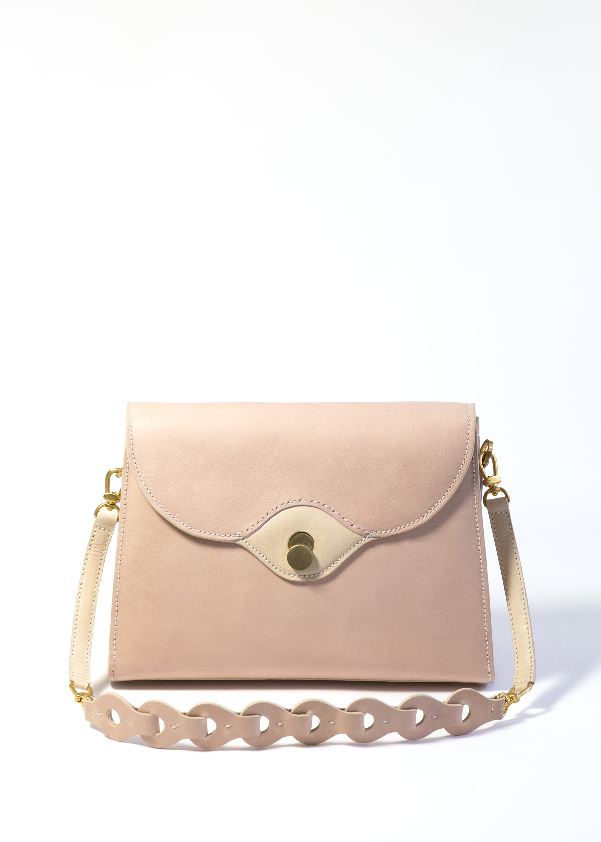 Ondina Orchidea Bag by LAHARA on curated-crowd.com