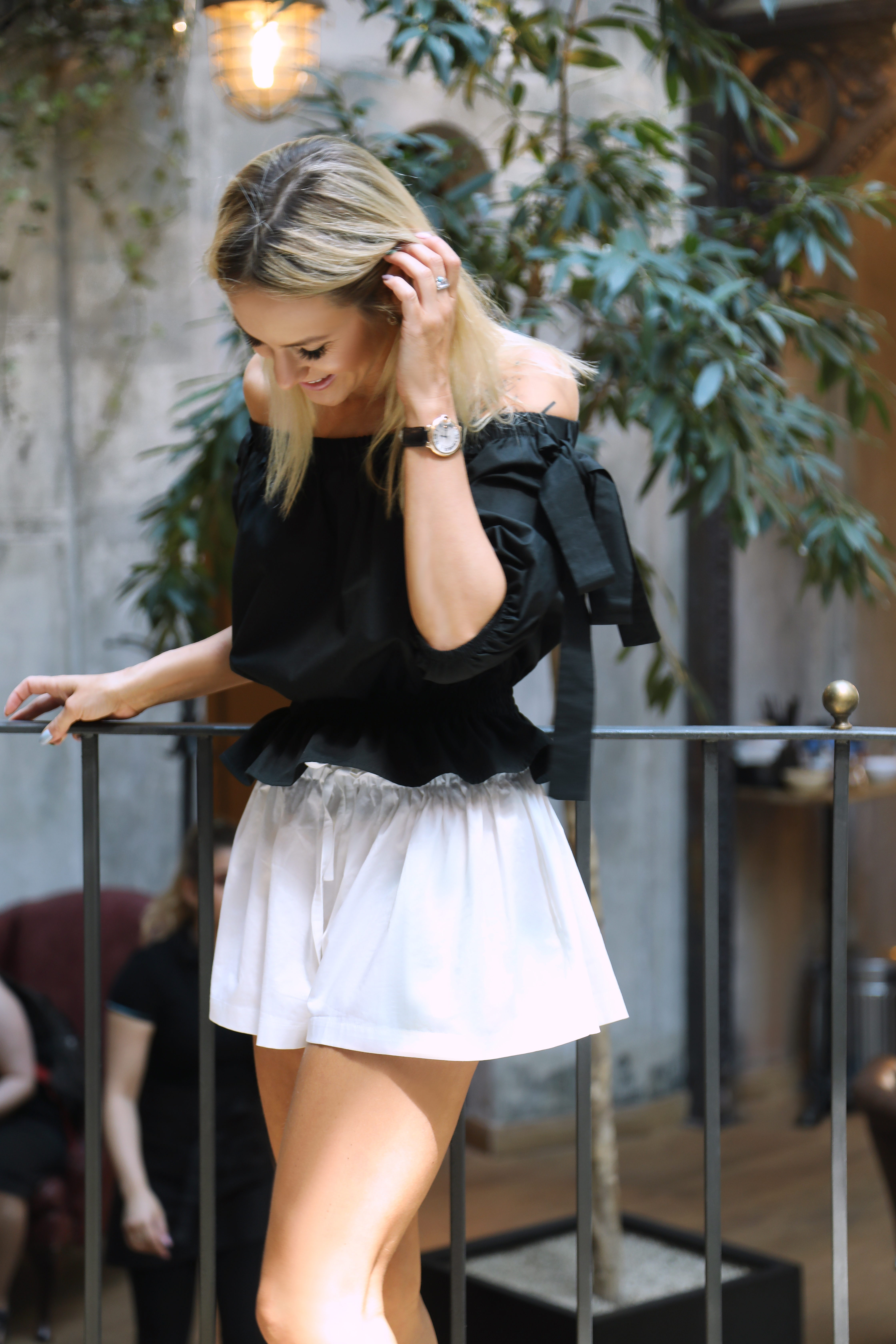Leila top by Monica Nera on curated-crowd.com