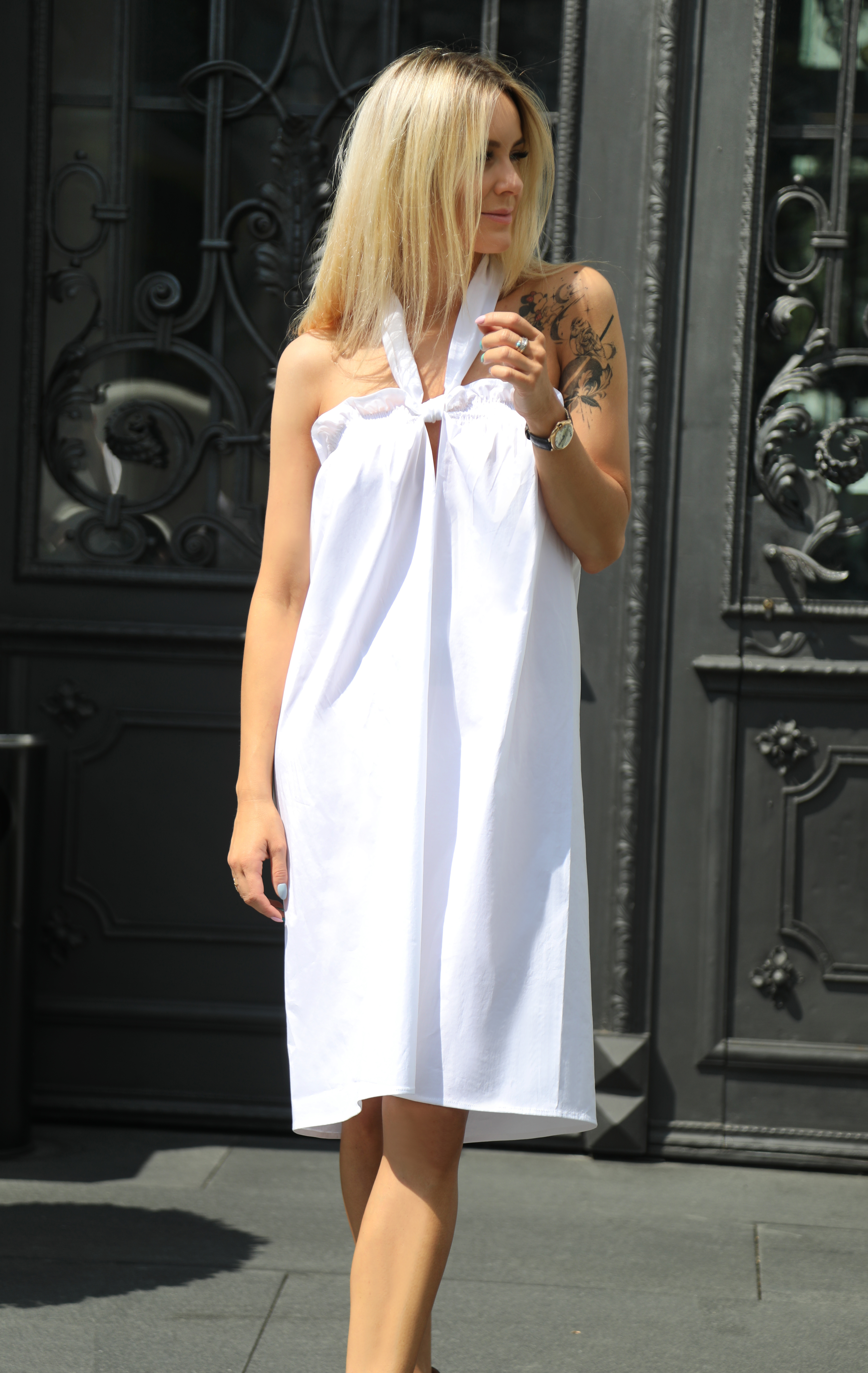 Jenny dress by Monica Nera on curated-crowd.com