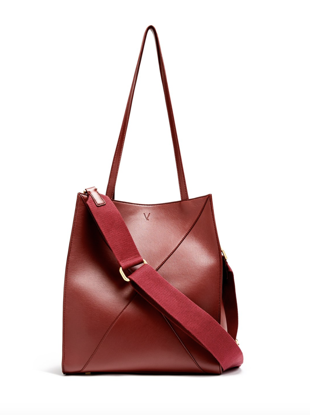 Nicola - Wine Red by V By Townsley on curated-crowd.com