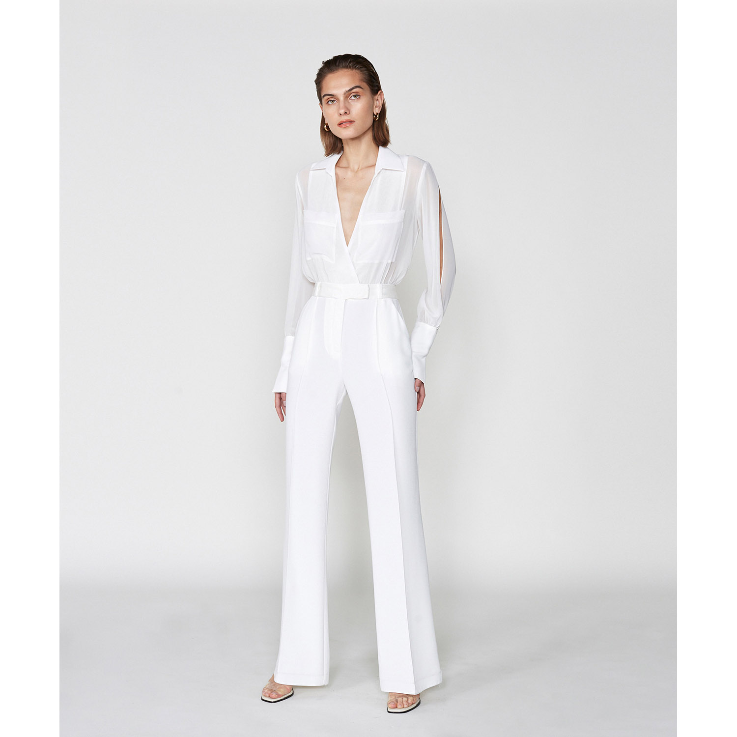 The Princeton Jumpsuit by Outline on curated-crowd.com