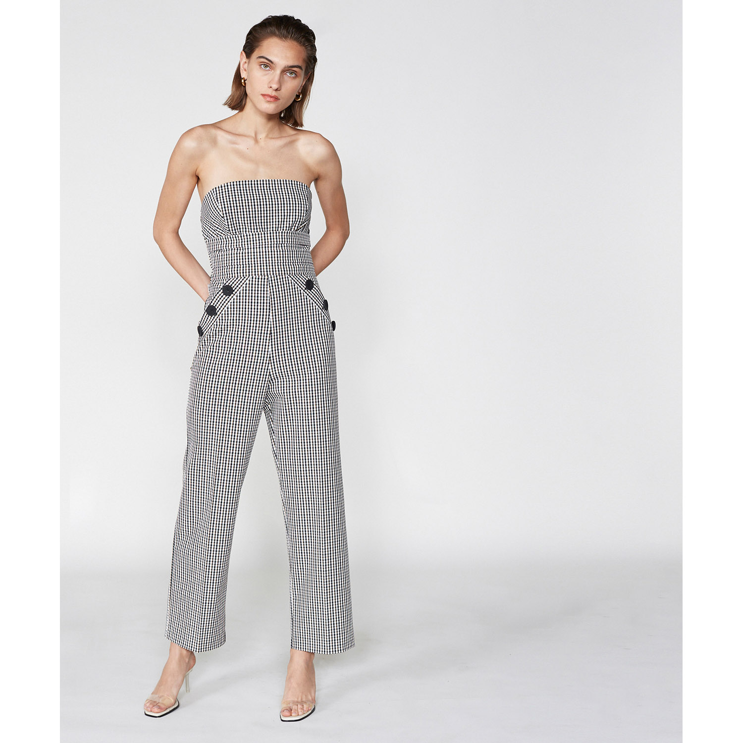 The Juniper Jumpsuit by Outline on curated-crowd.com