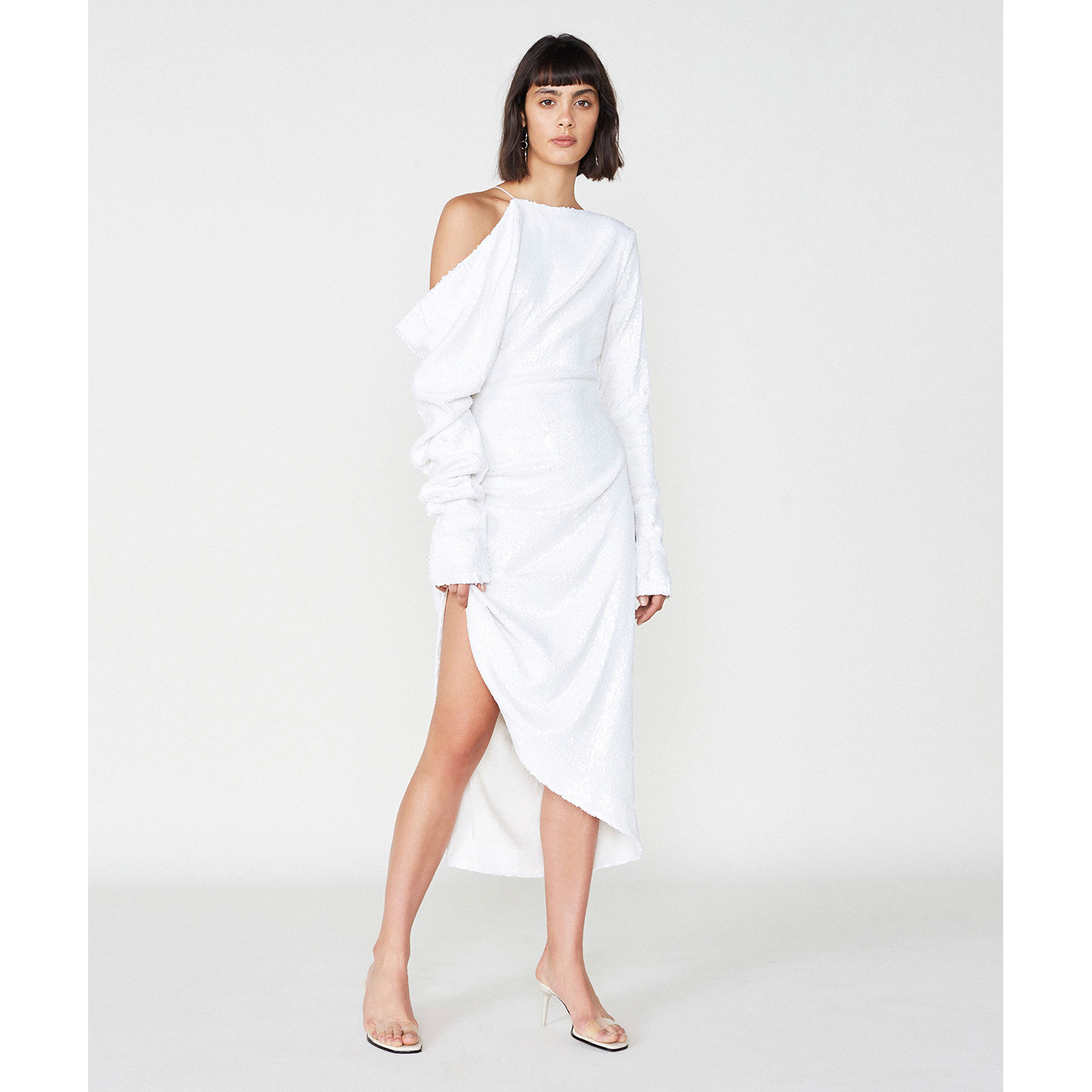 The Hammilton Dress by Outline on curated-crowd.com