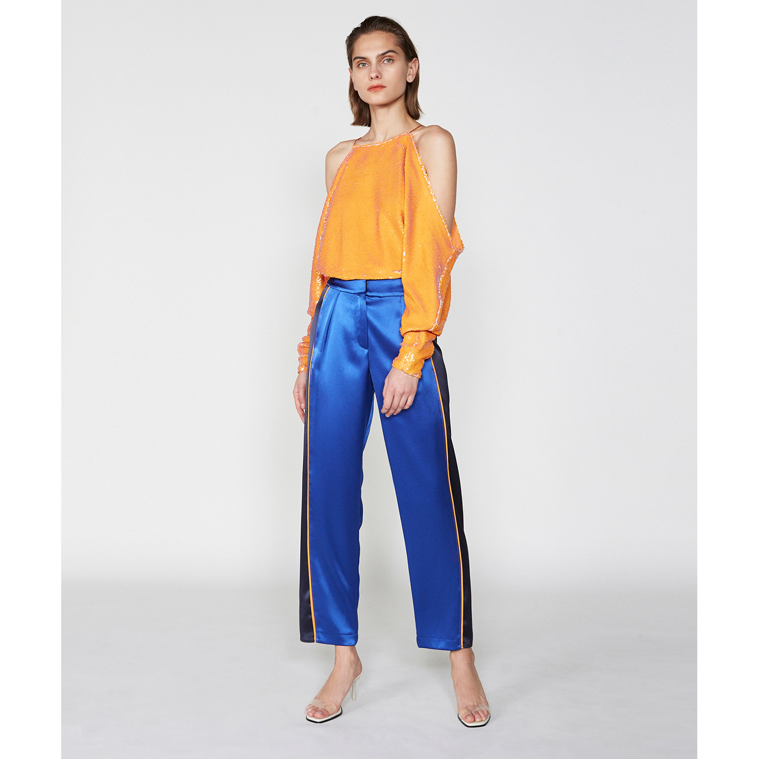 The Devon Trouser by Outline on curated-crowd.com