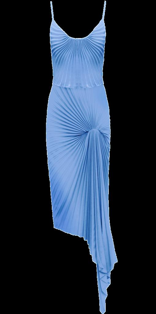 Dazed Dress, Candy Blue by Georgia Hardinge on curated-crowd.com