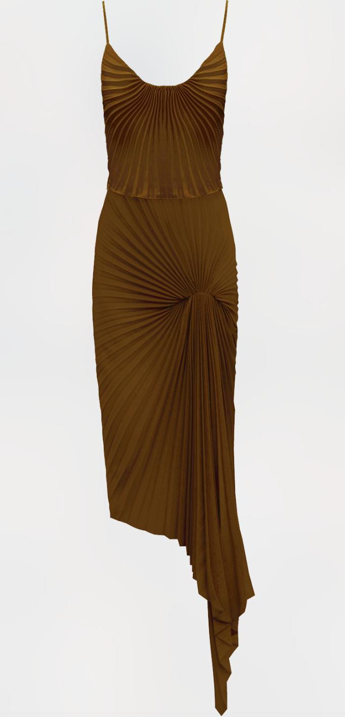 Dazed Dress, Bronze by Georgia Hardinge on curated-crowd.com