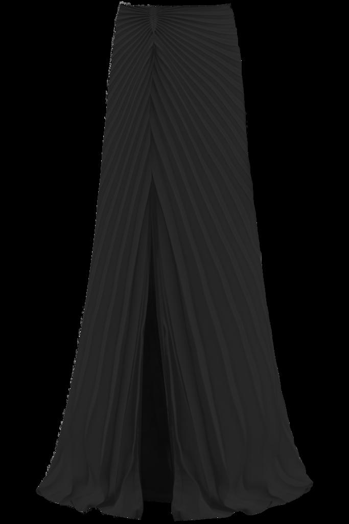 Illusion Skirt, Black by Georgia Hardinge on curated-crowd.com