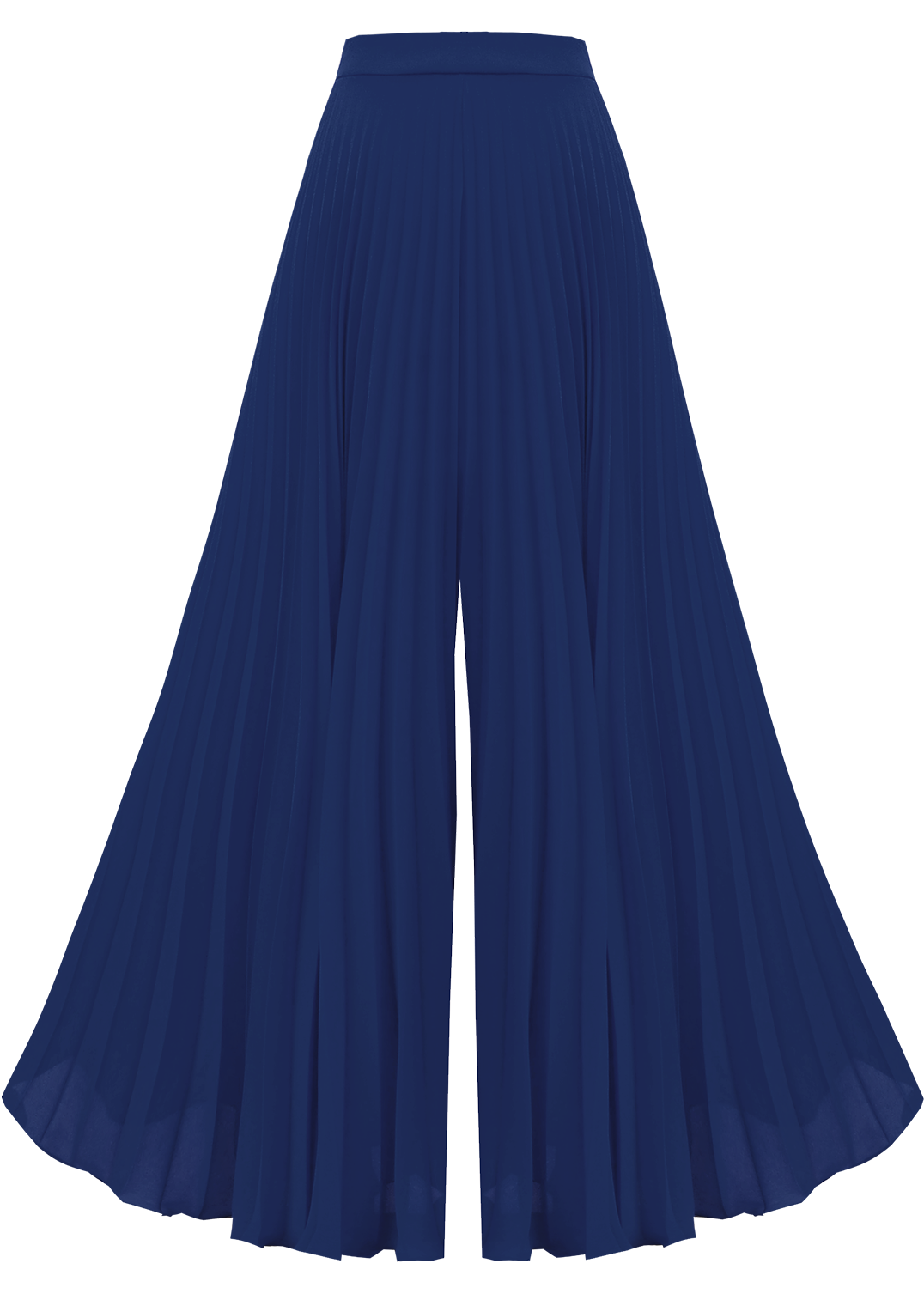 Luminary Culotte, Navy by Georgia Hardinge on curated-crowd.com