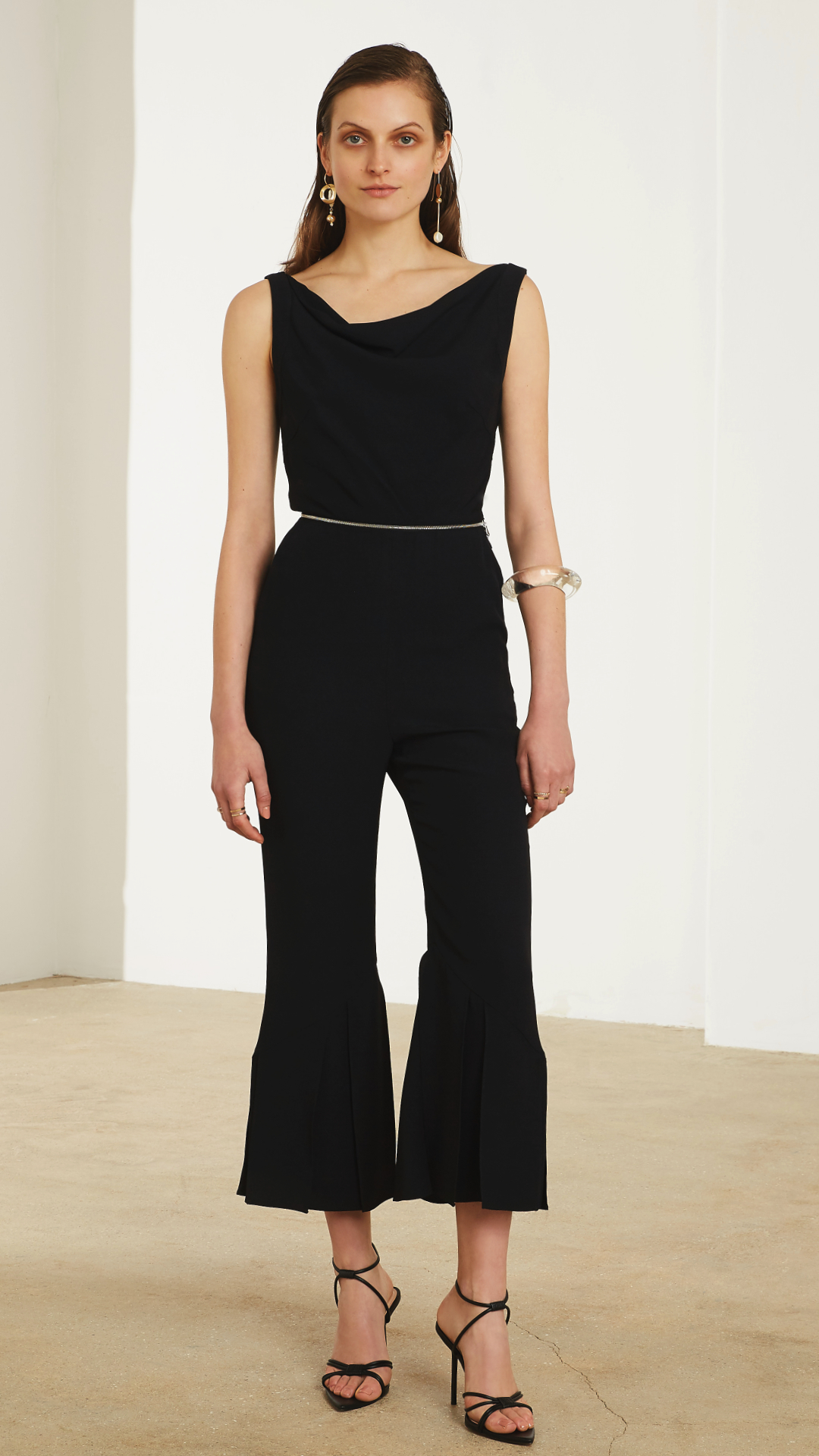 Ella Jumpsuit by Alexandra Kaiser on curated-crowd.com