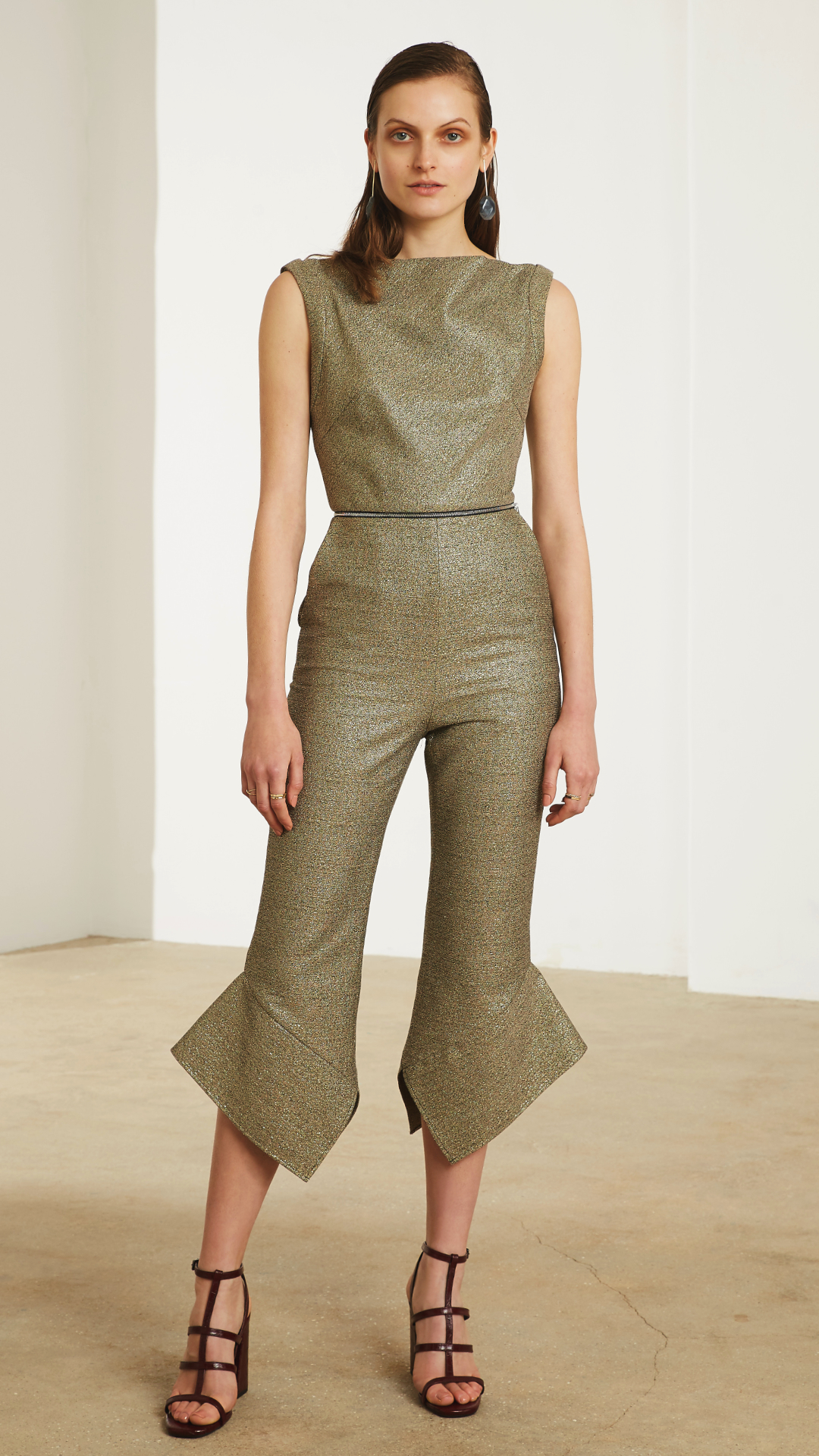 Esme Jumpsuit by Alexandra Kaiser on curated-crowd.com