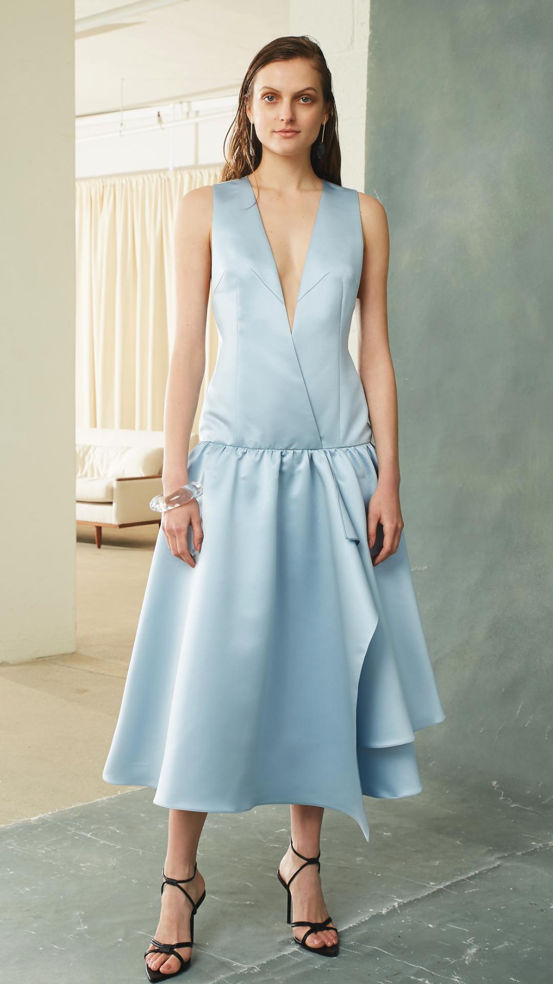 Eva Dress by Alexandra Kaiser on curated-crowd.com