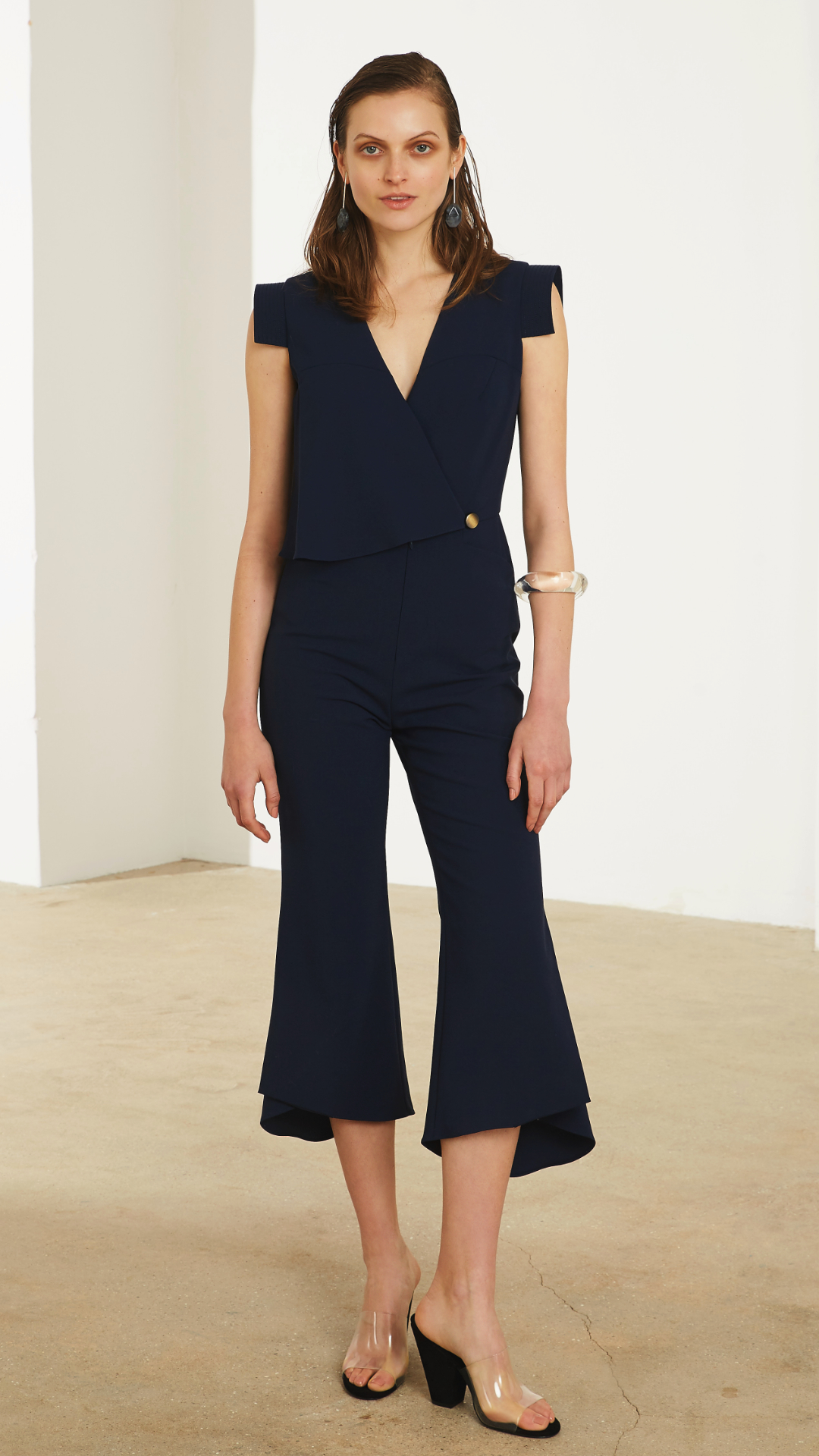 Eyre Jumpsuit by Alexandra Kaiser on curated-crowd.com
