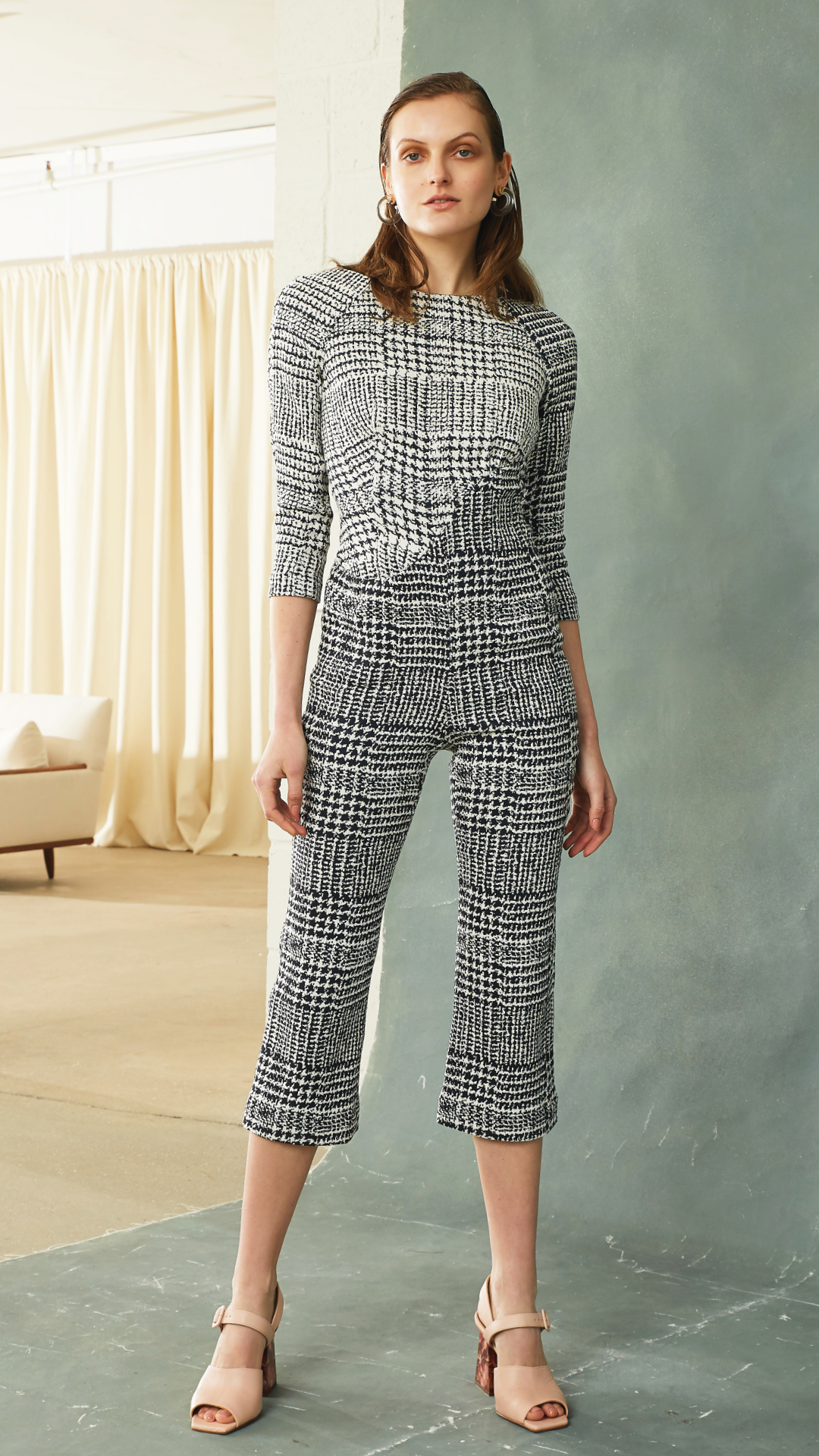 Ezra Jumpsuit by Alexandra Kaiser on curated-crowd.com