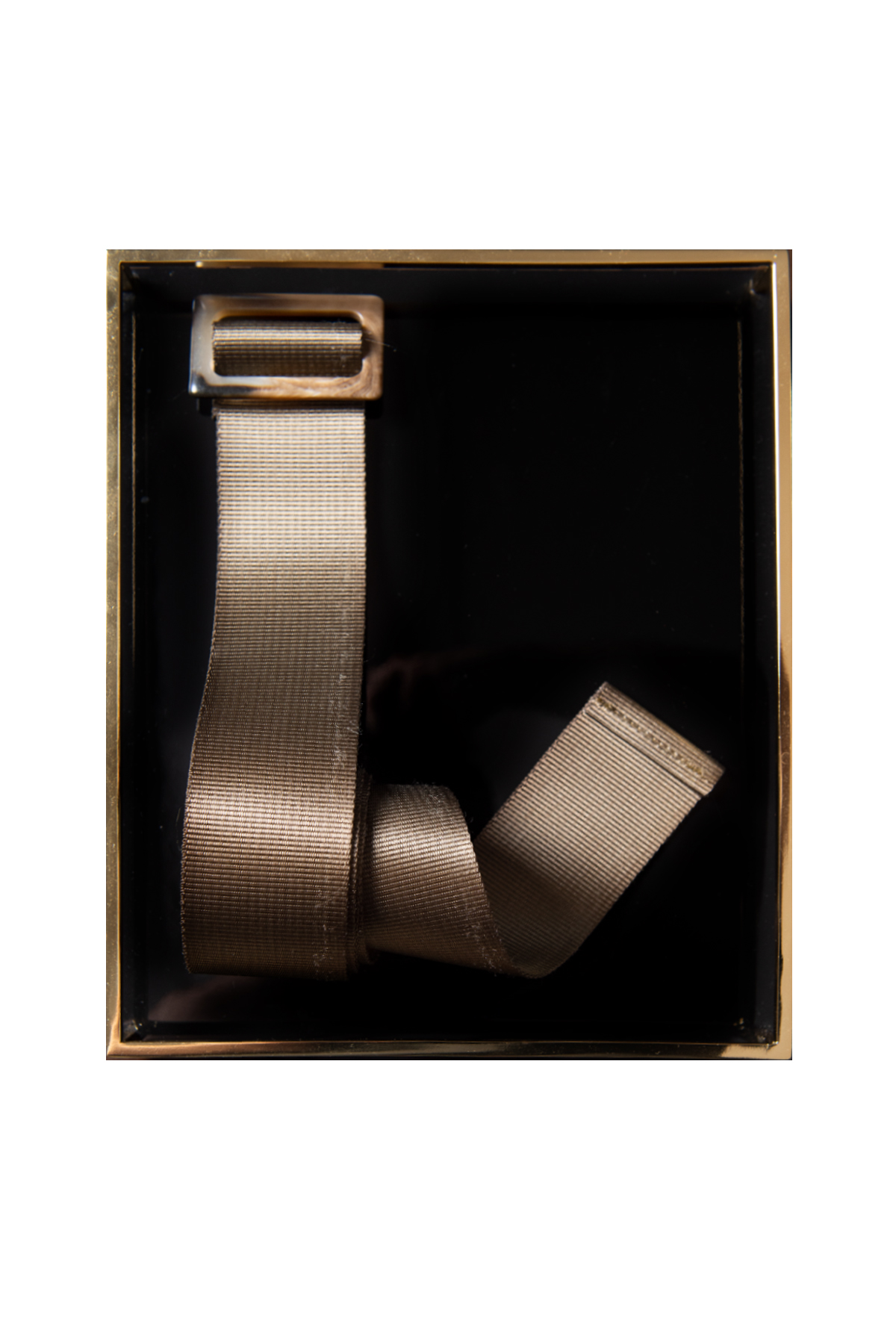 Military Belt - Khaki by Sorbé on curated-crowd.com