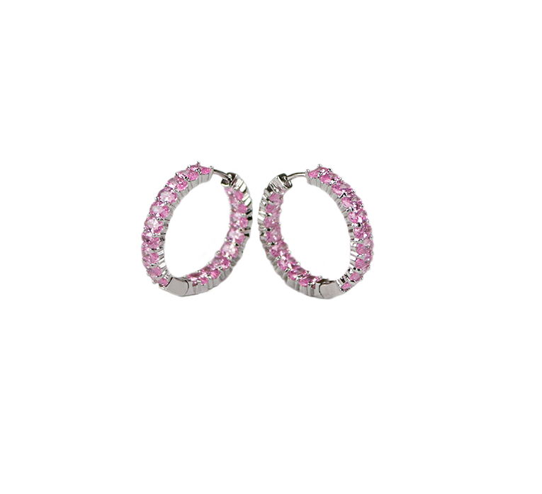 Roses Earrings by Lalou London on curated-crowd.com
