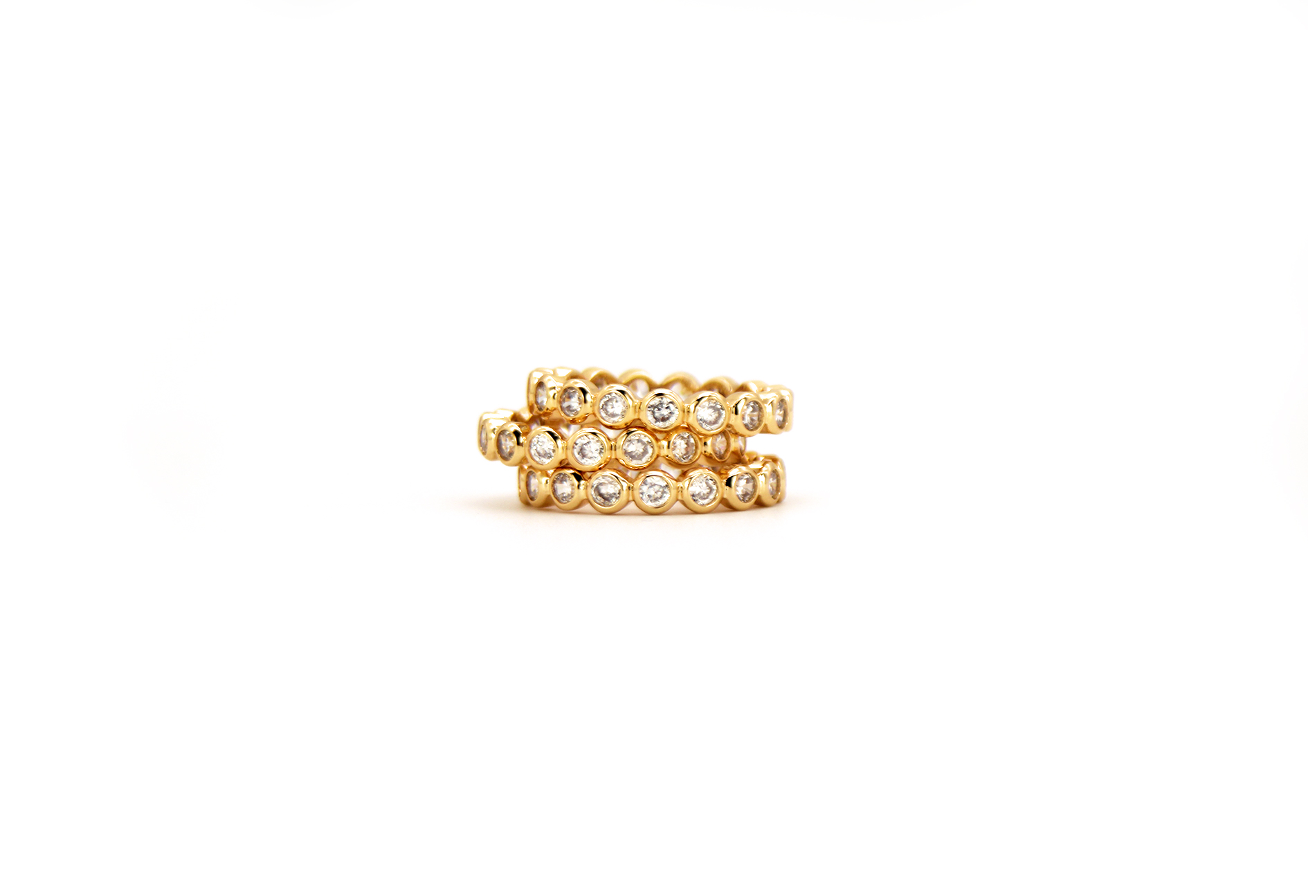 Le Jasmin Ring by Lalou London on curated-crowd.com