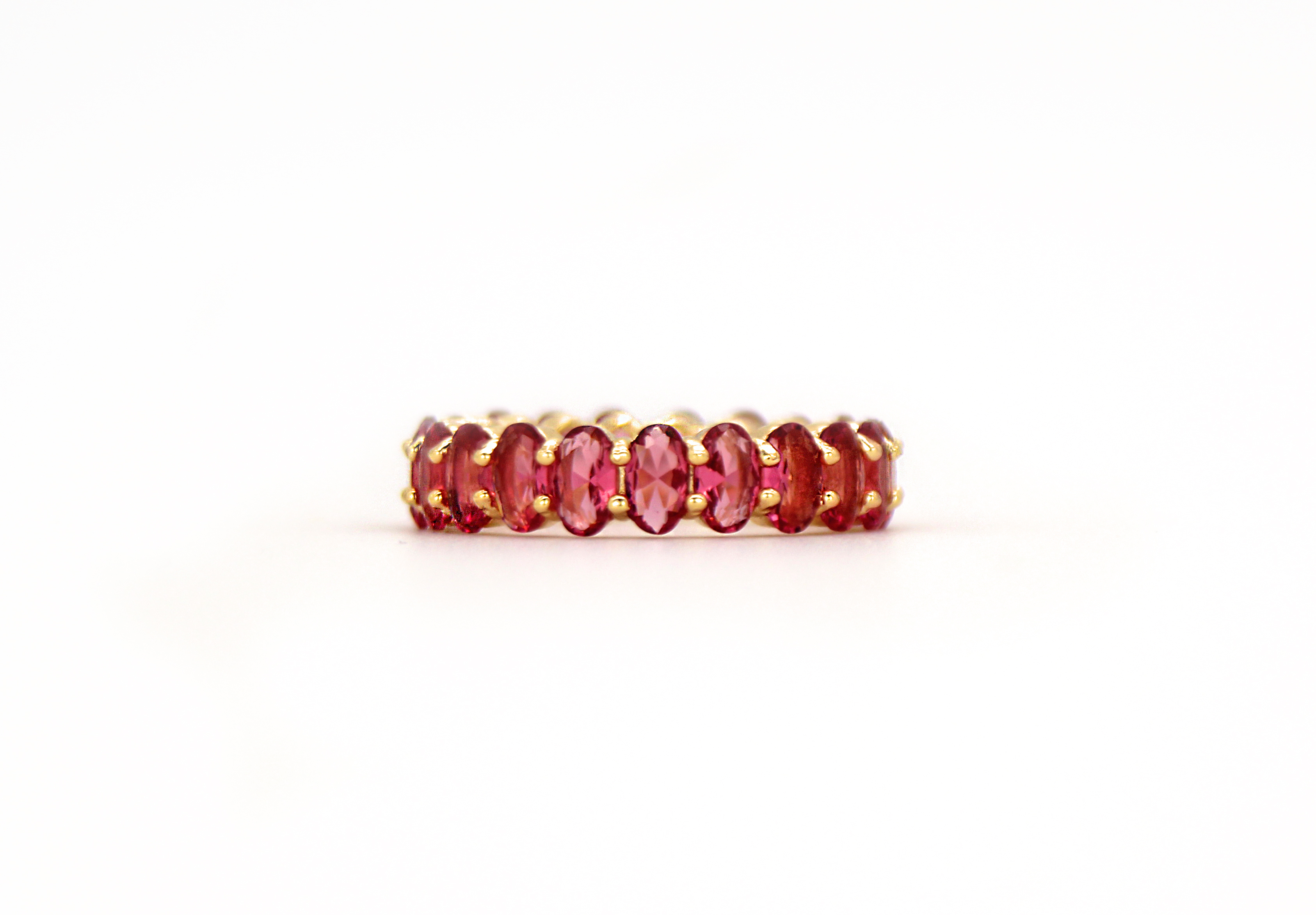 Rose Rouge Ring by Lalou London on curated-crowd.com