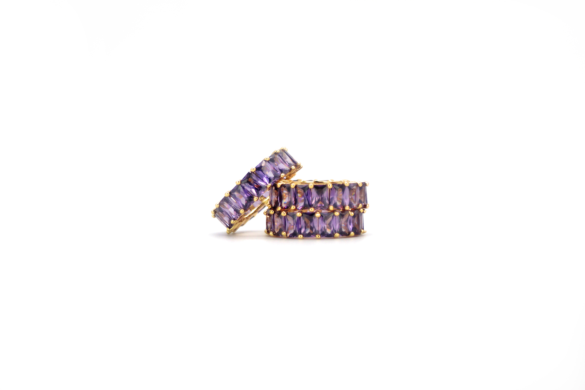 Le Lavande Ring by Lalou London on curated-crowd.com