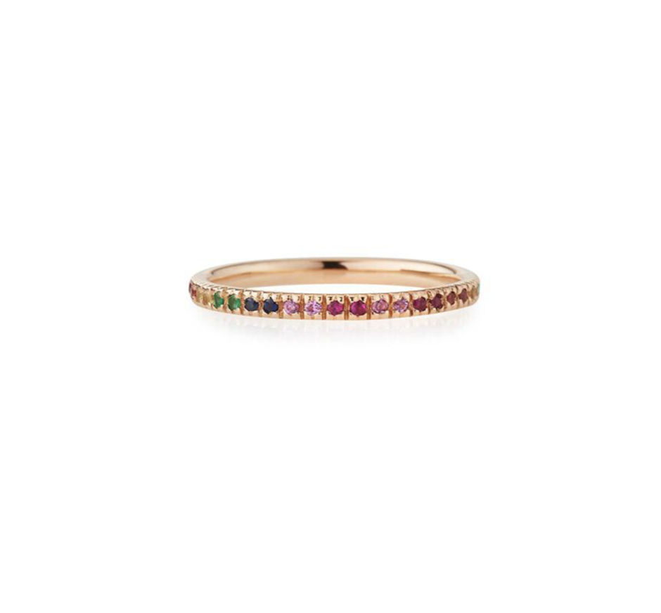 La Marguerite Ring by Lalou London on curated-crowd.com