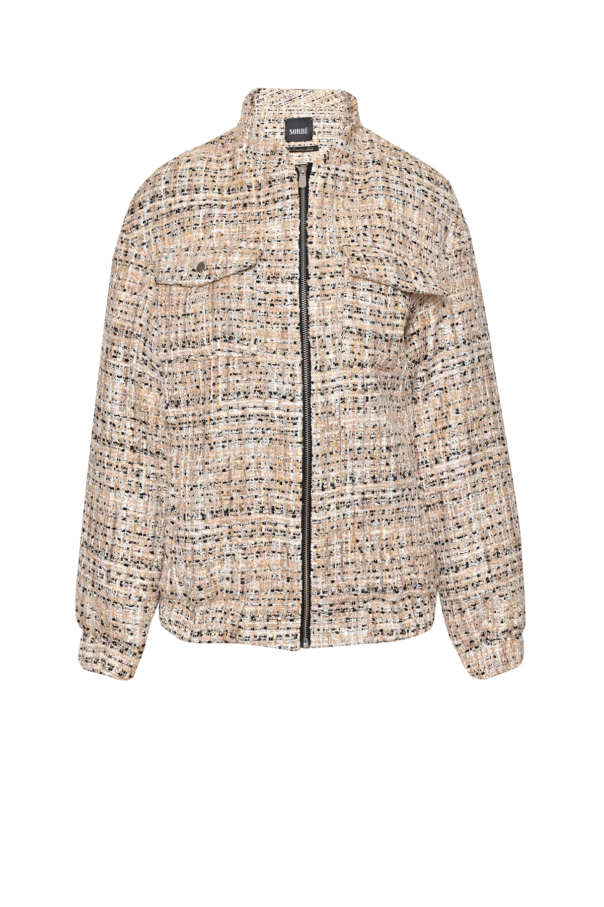 Bomber Jacket - Black Powder by Sorbé on curated-crowd.com