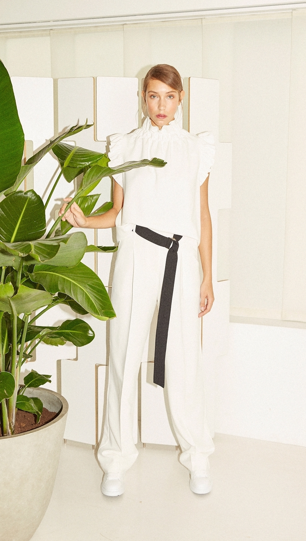 Colette Trouser by Podeny on curated-crowd.com