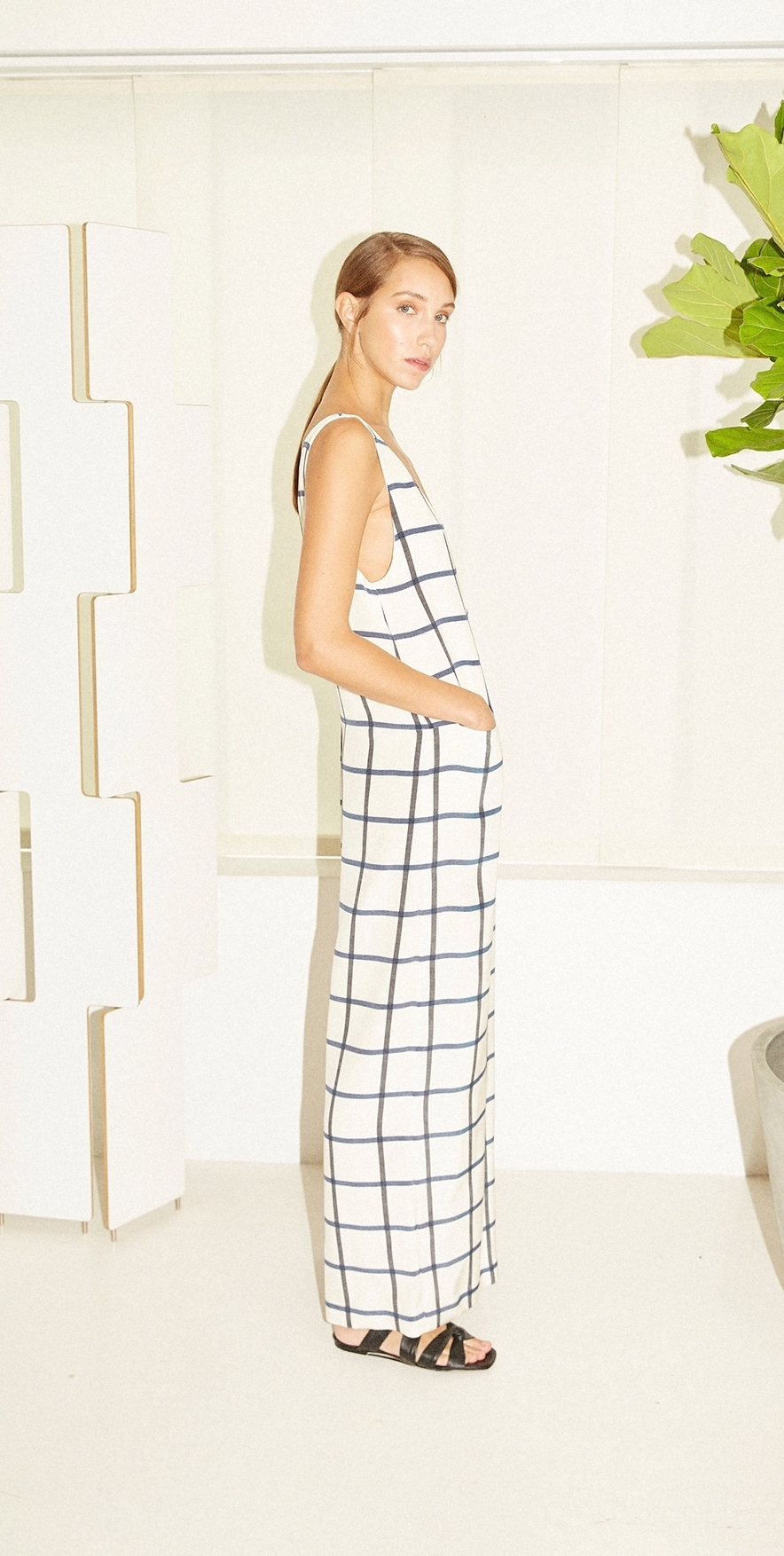 Aubrey Jumpsuit by Podeny on curated-crowd.com