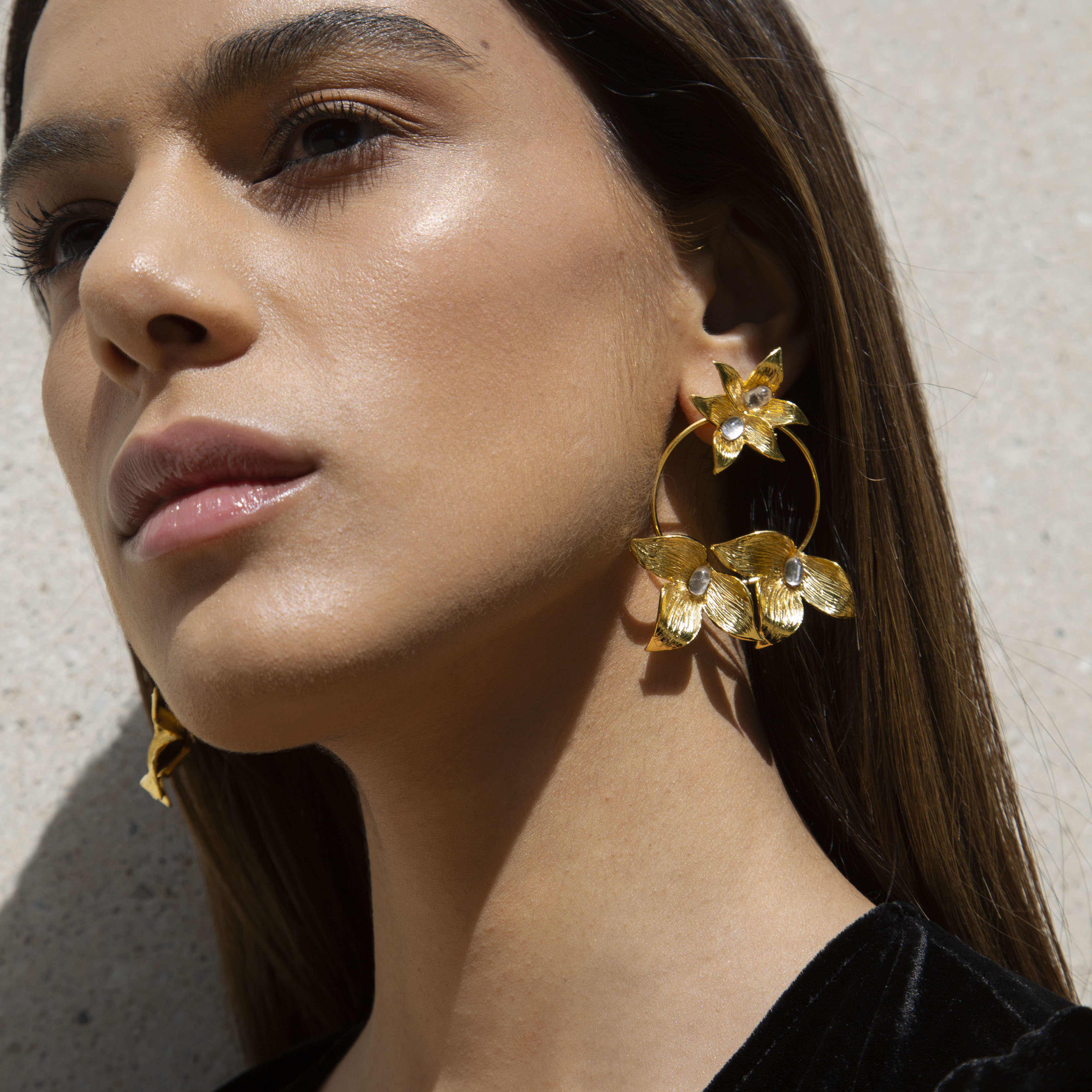 Colombia earrings by Lynyer on curated-crowd.com