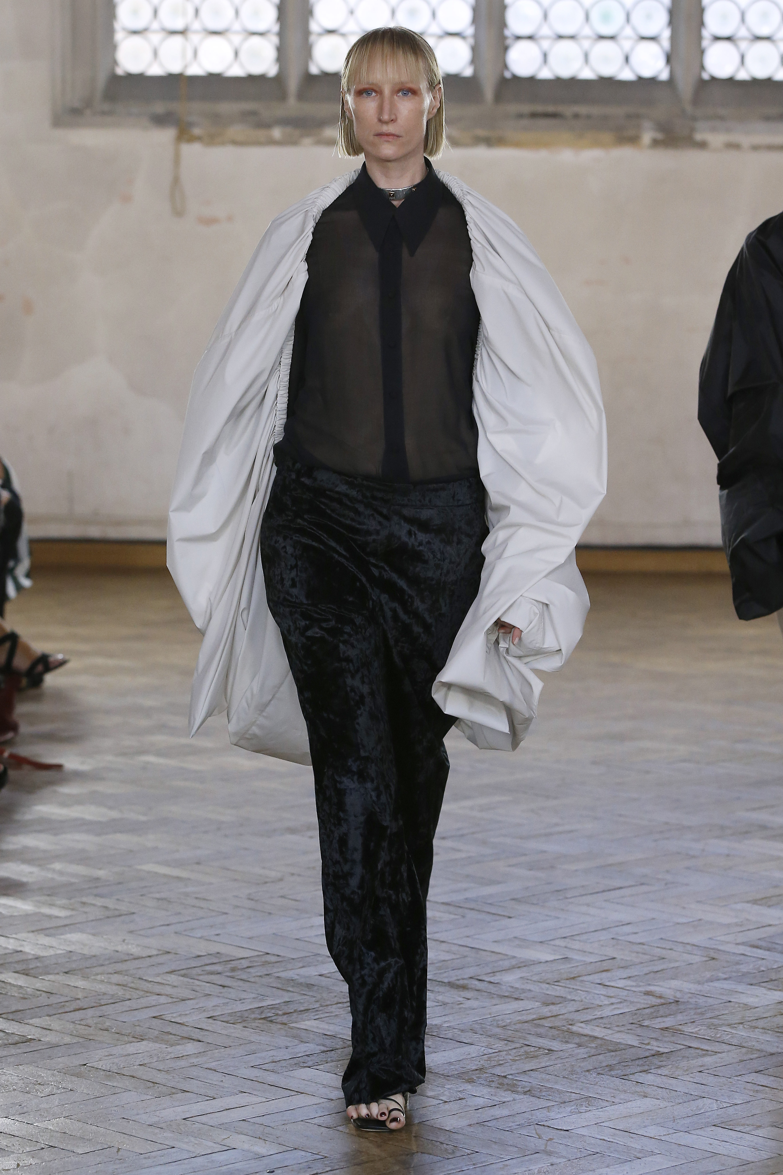 Gathered Parka by Sharon Wauchob on curated-crowd.com