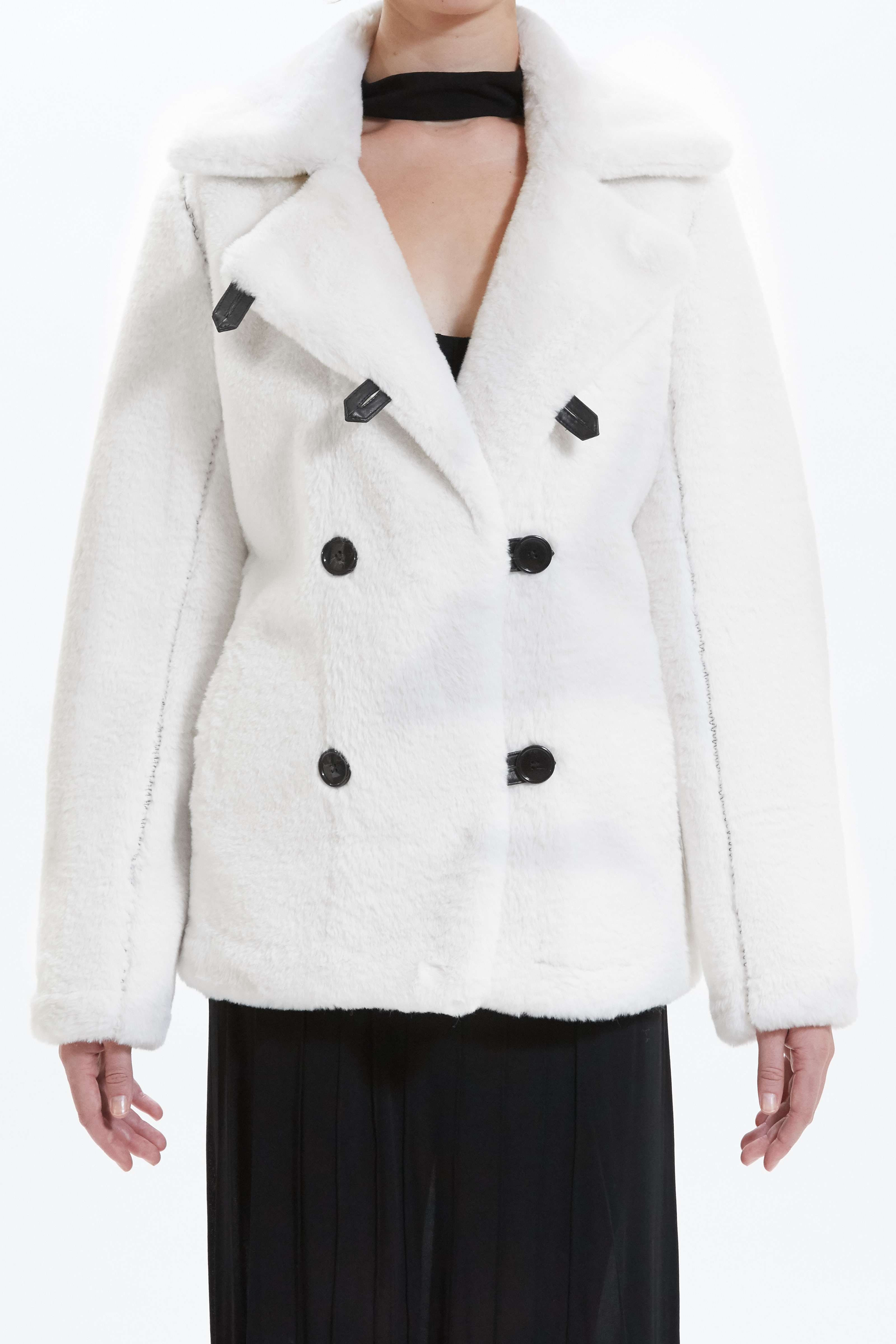 Colette - Blanc Minque by Maison Atia on curated-crowd.com