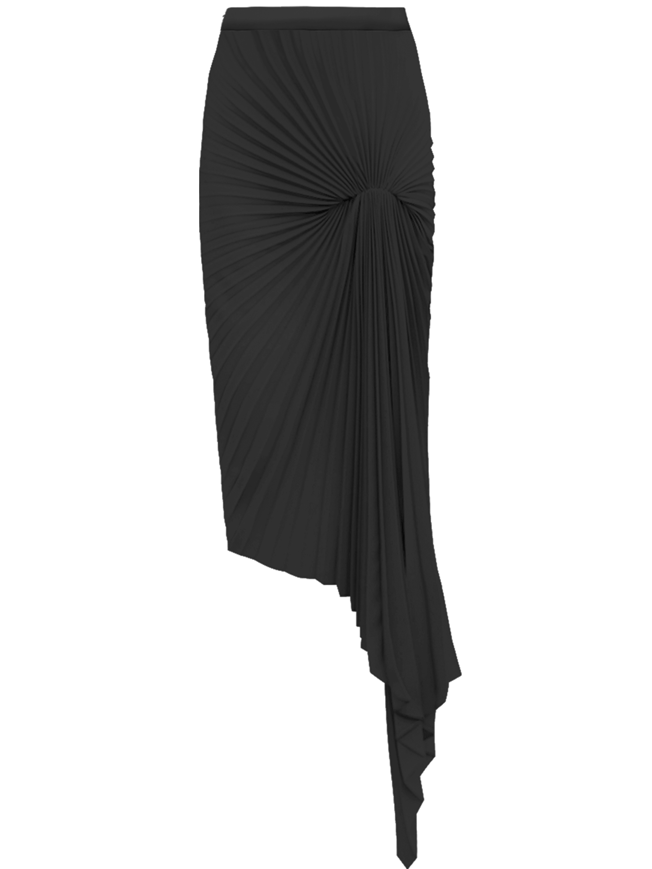 Dazed Skirt - Black by Georgia Hardinge on curated-crowd.com