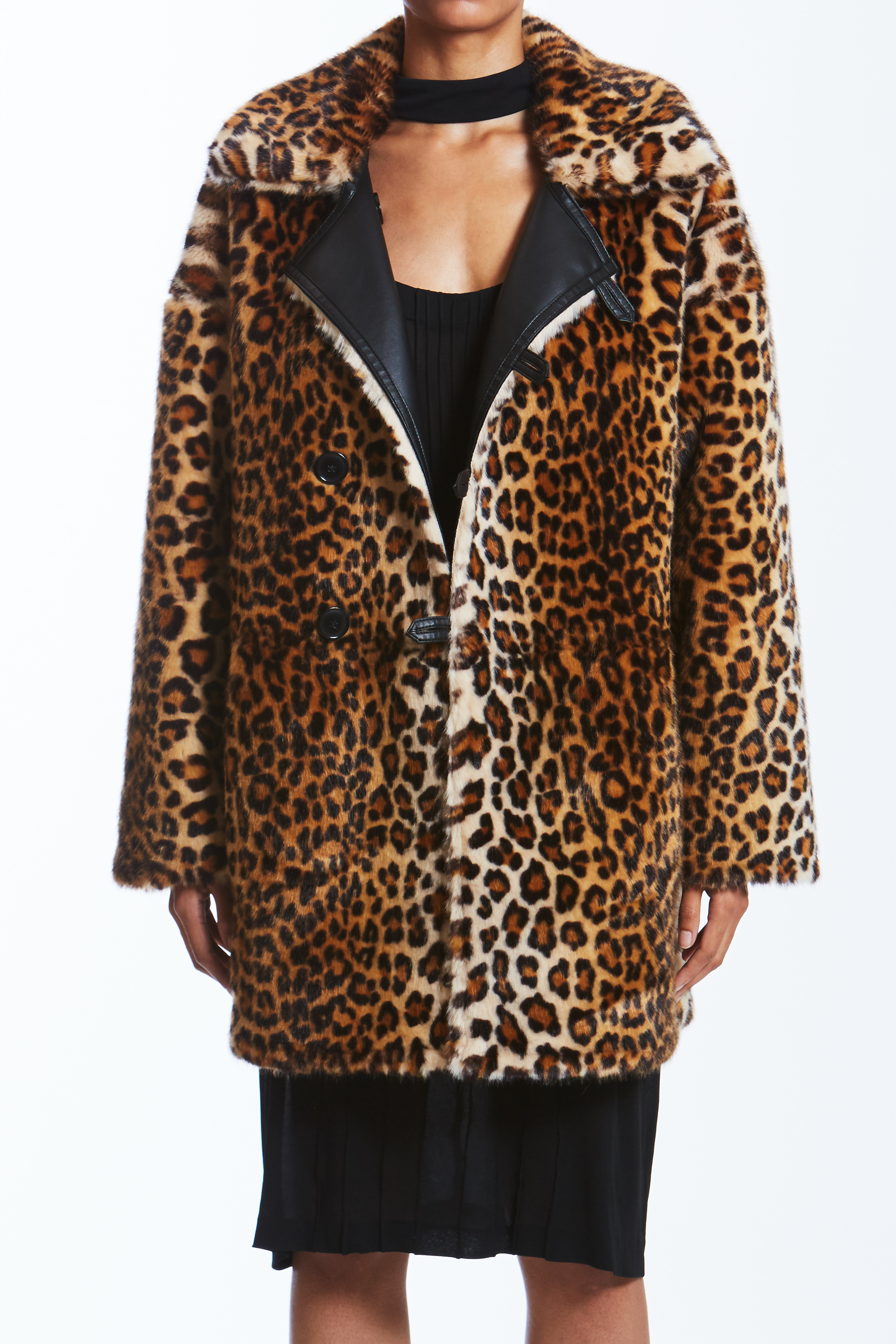 Sophia - Leopard by Maison Atia on curated-crowd.com