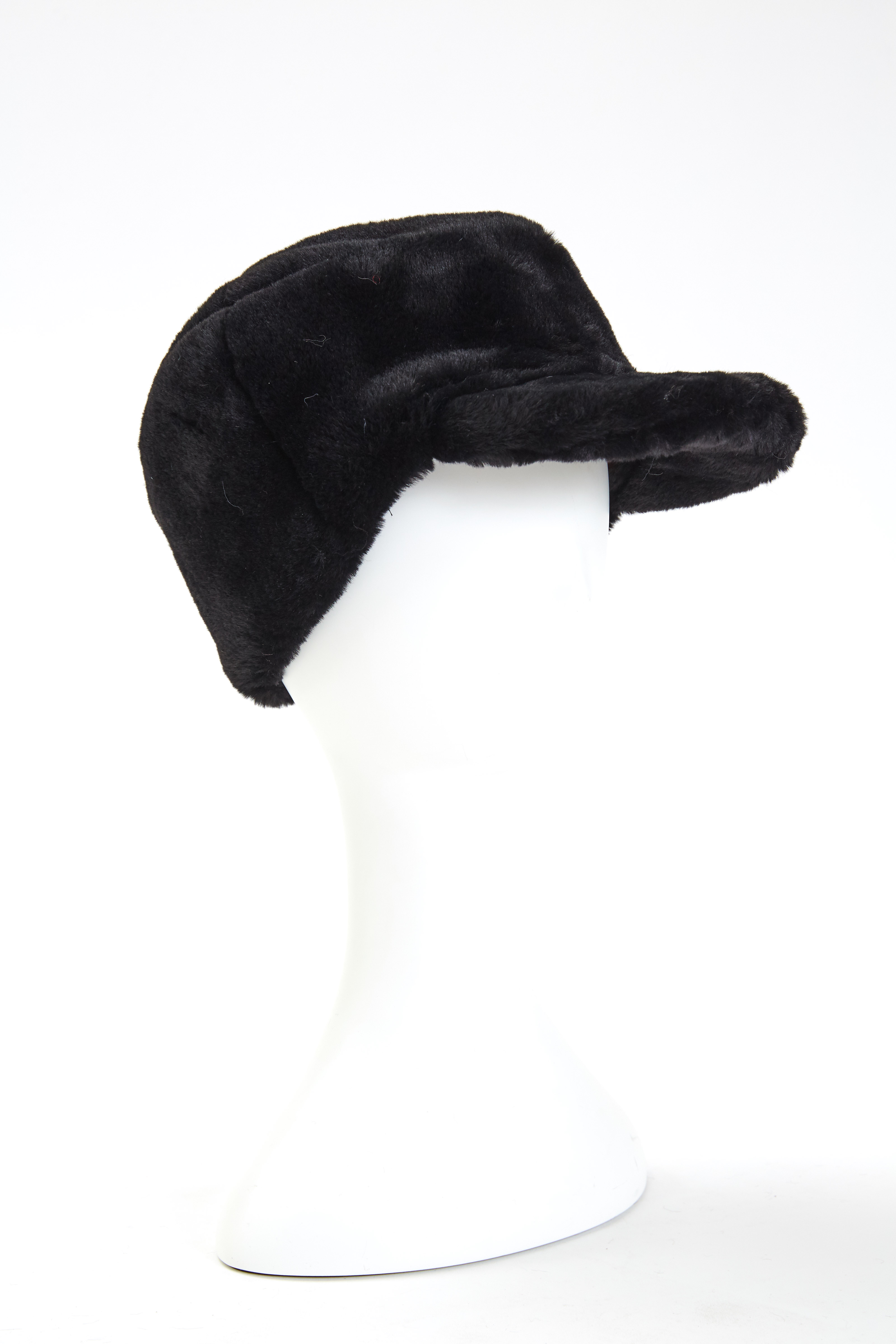 Baseball Cap - Black by Maison Atia on curated-crowd.com