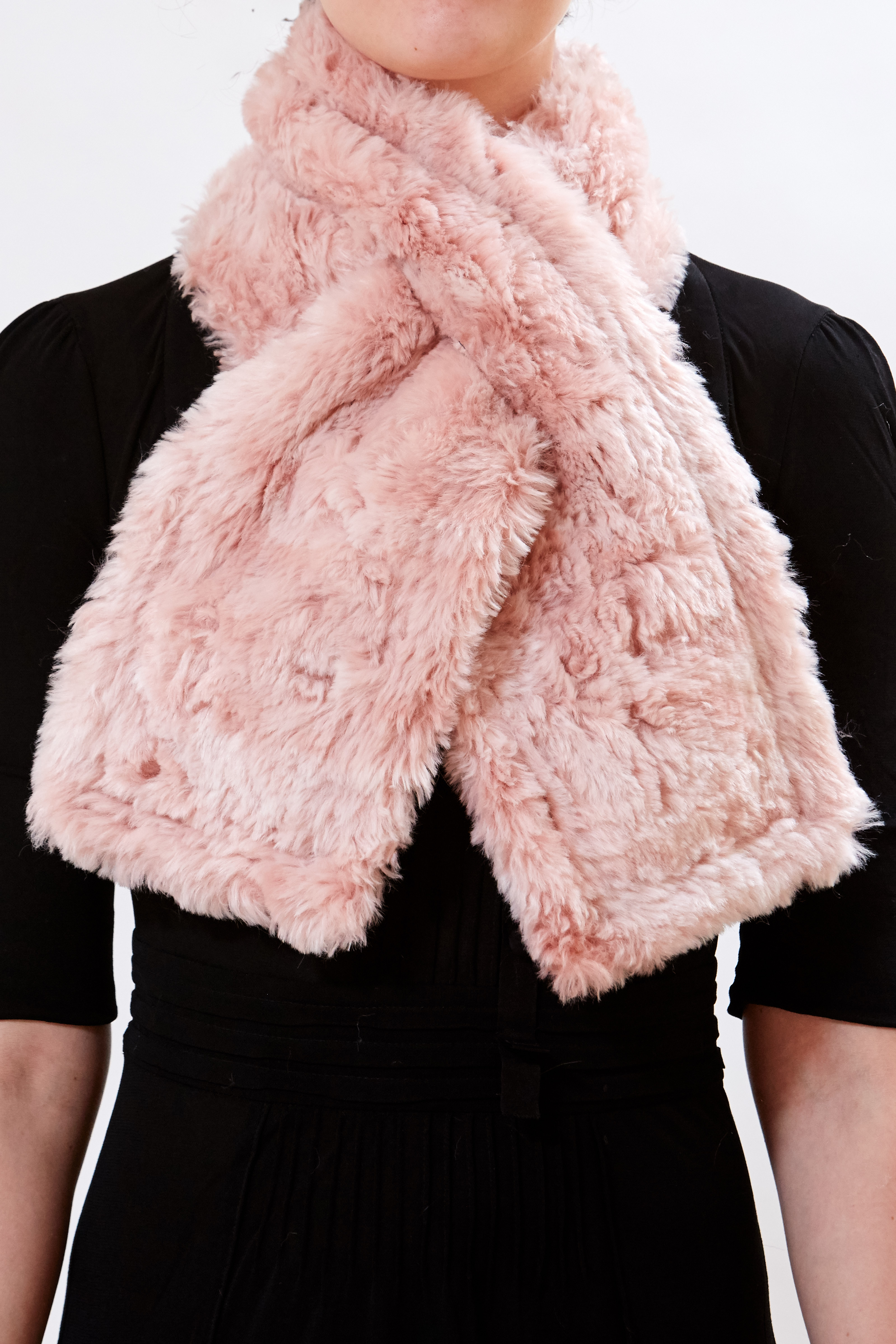 Scarf - Rose by Maison Atia on curated-crowd.com