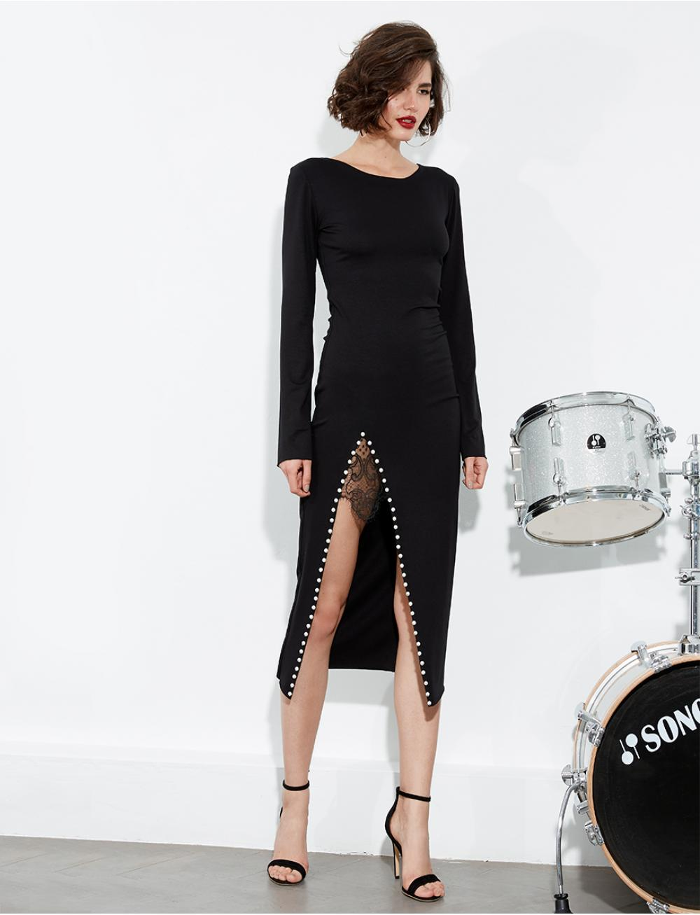 Sienna in Town Dress by Manurí on curated-crowd.com