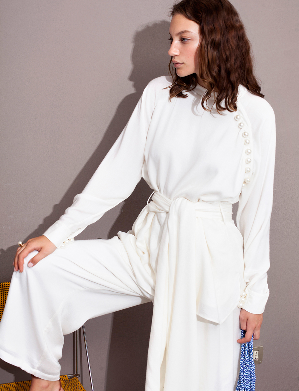 Jubilee Blouse by Manurí on curated-crowd.com