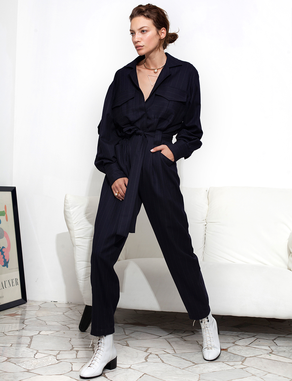 Camps 20' Jumpsuit by Manurí on curated-crowd.com