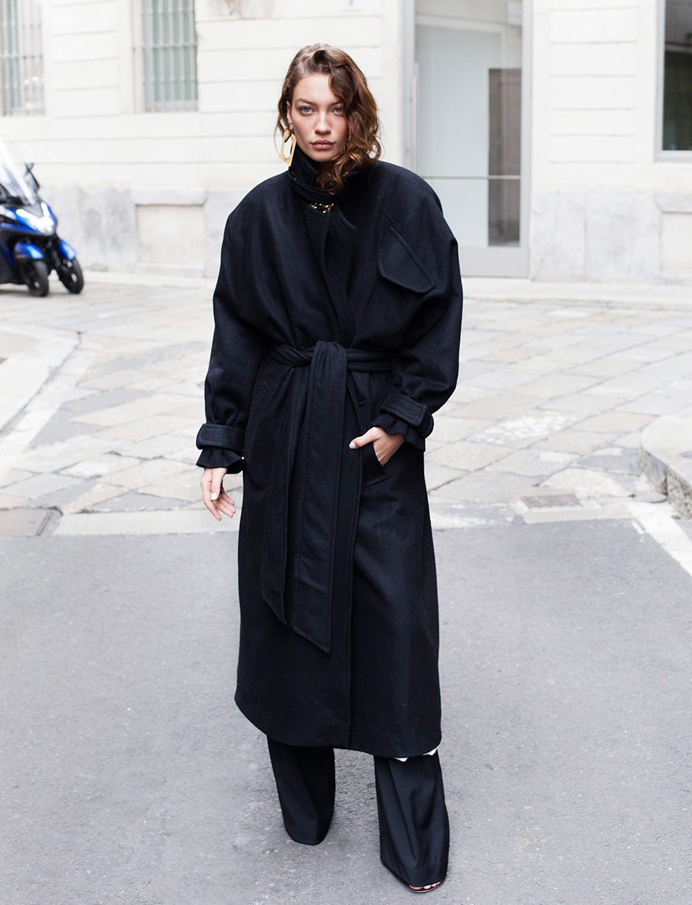 Masayo Coat by Manurí on curated-crowd.com