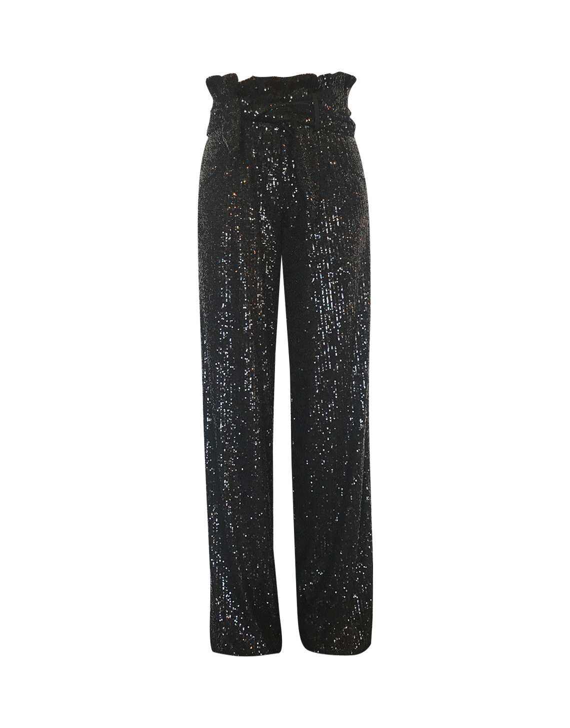 Iggy Pants - Sequins Black by Jessica K on curated-crowd.com
